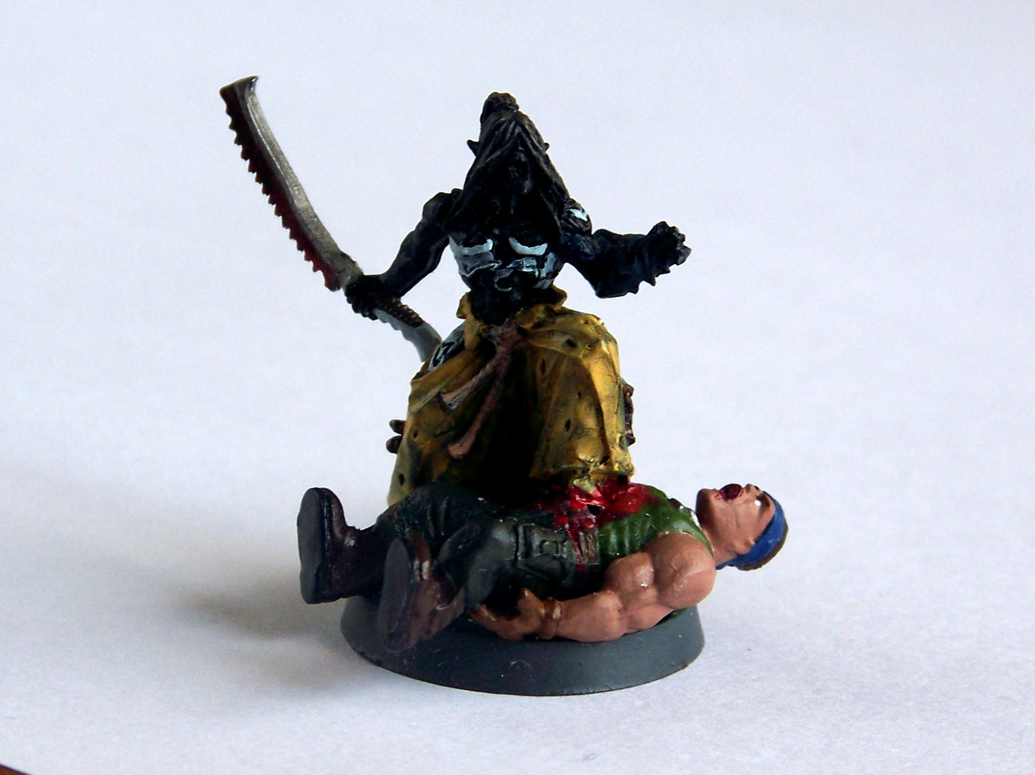Dark Eldar, Guard Abuse, Mandrake, Warhammer 40,000