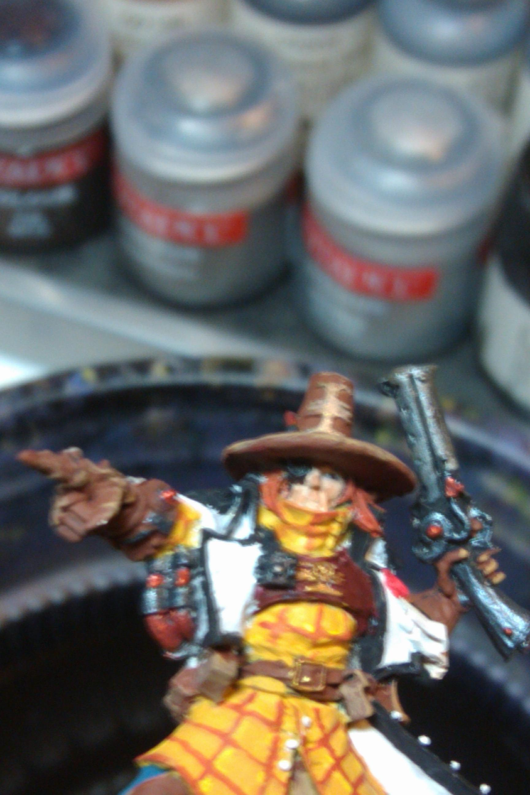 Blurred Photo, Inquisitor, Toy Story