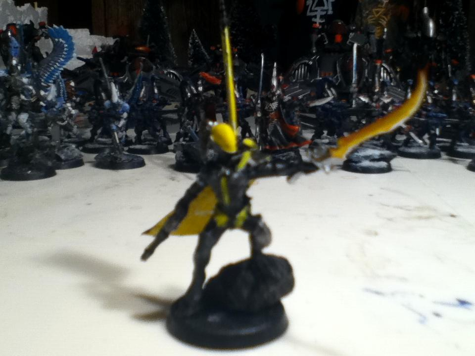 Allies, Dark Eldar, Eldar