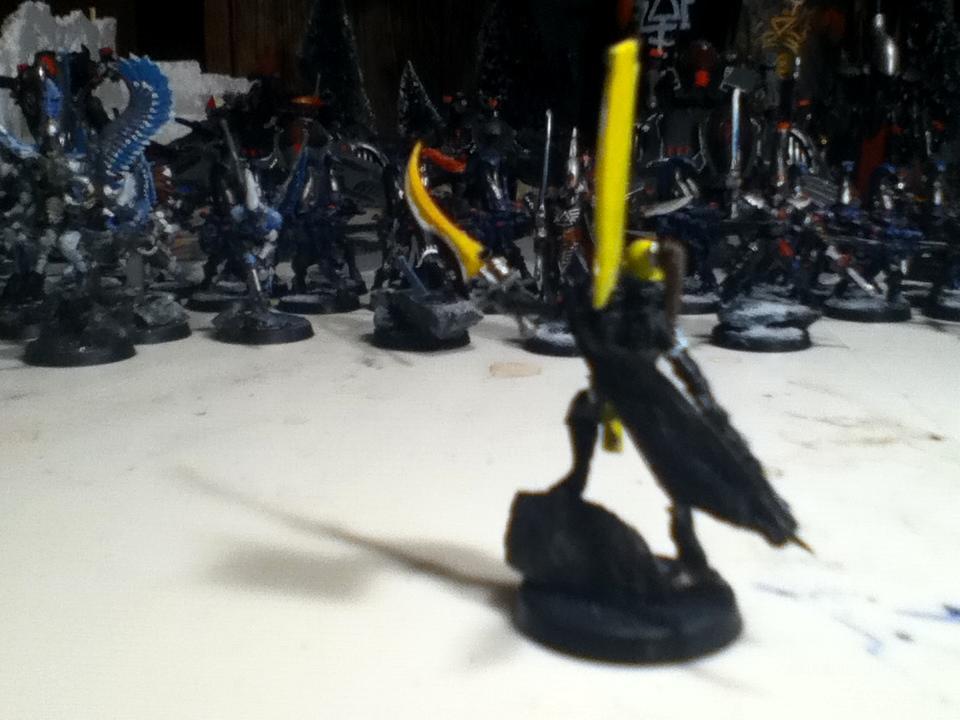 Allies, Dark Eldar, Eldar