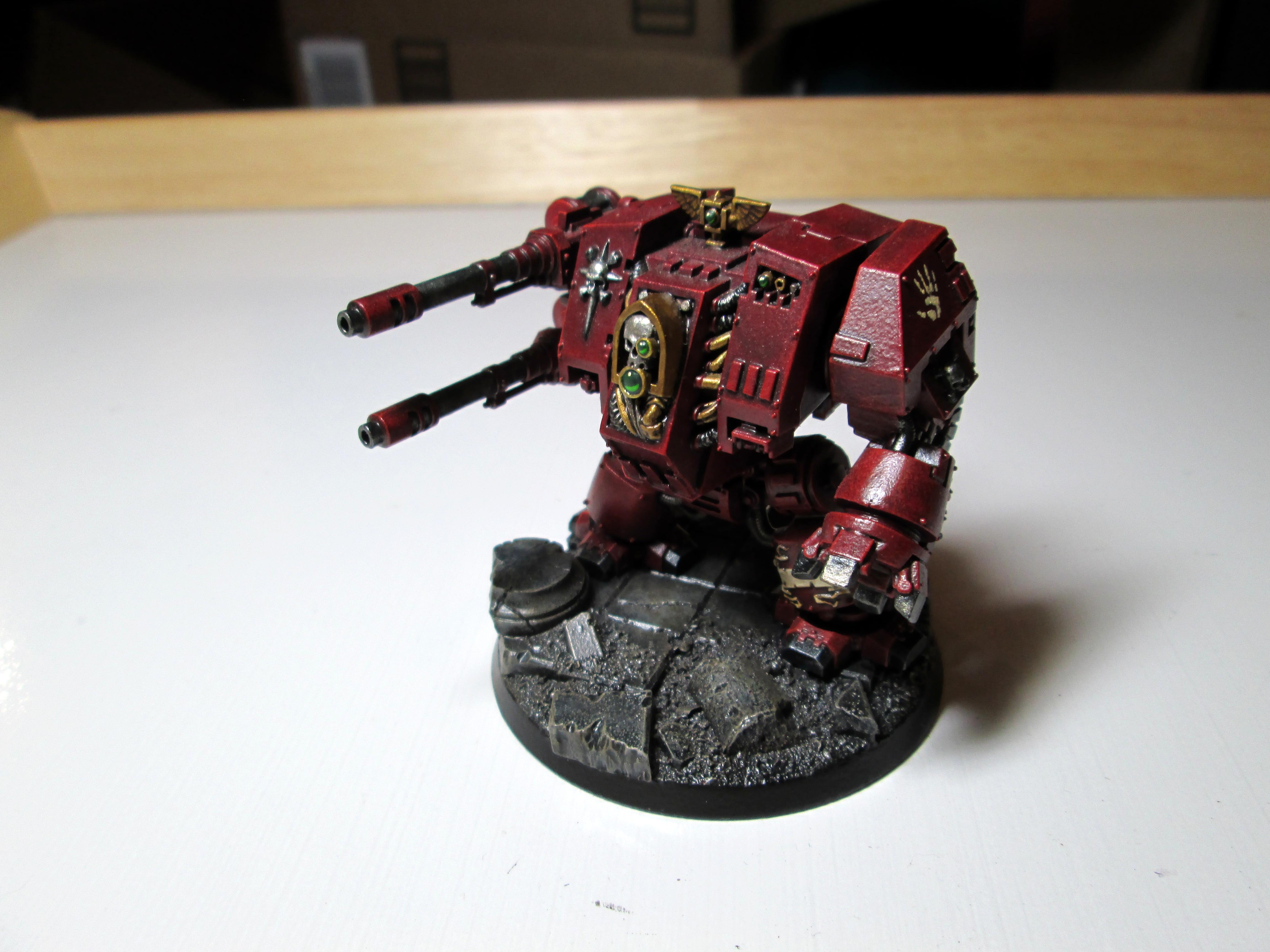 Conversion, Dreadnought