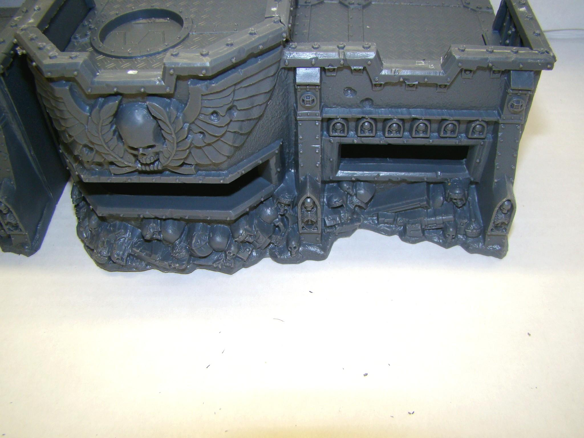 Imperium Of Man, Terrain, Wall Of Martyrs, Warhammer 40,000