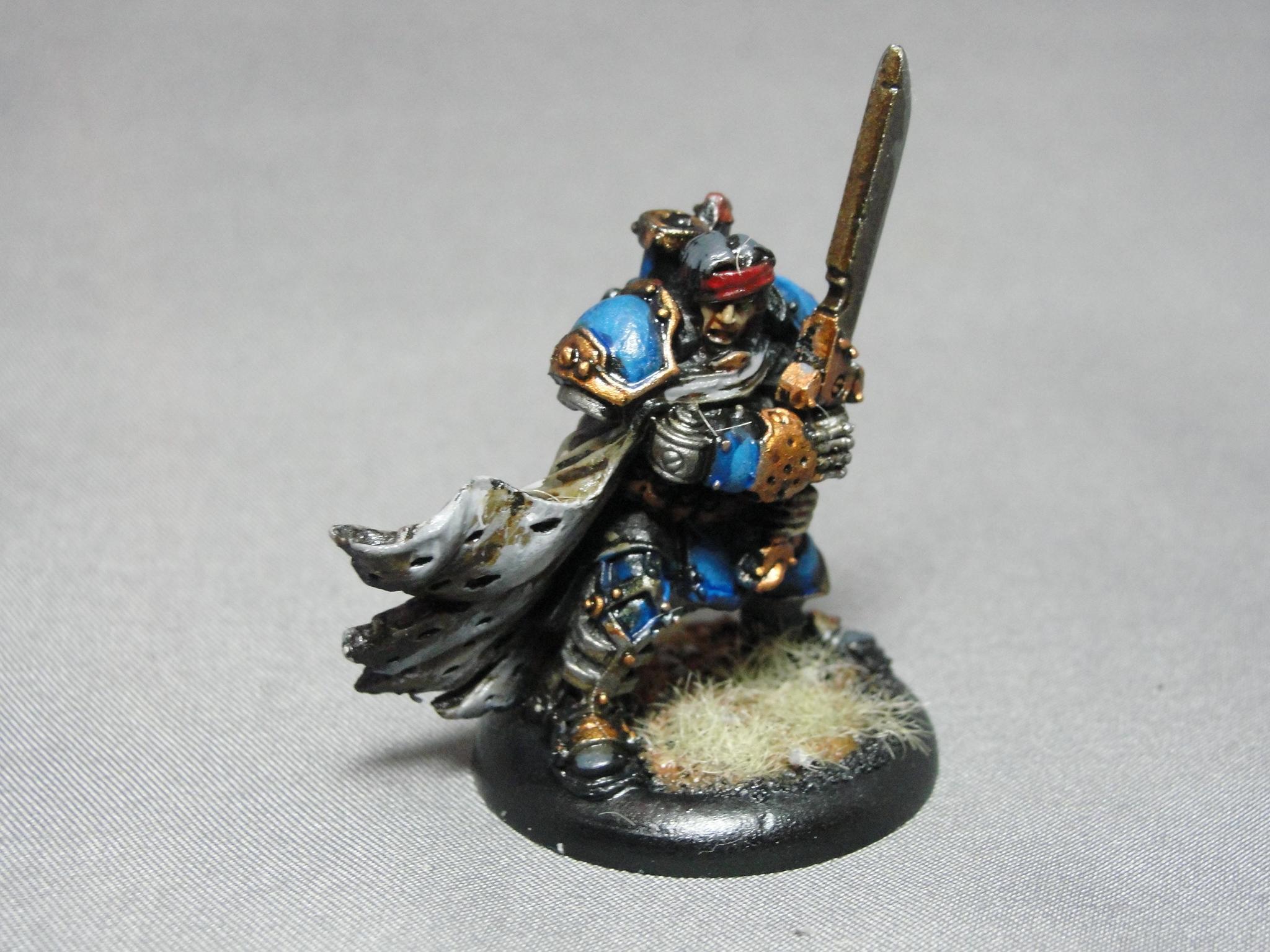 Warmachine, Mercenaries, Magnus the Traitor, pMagnus