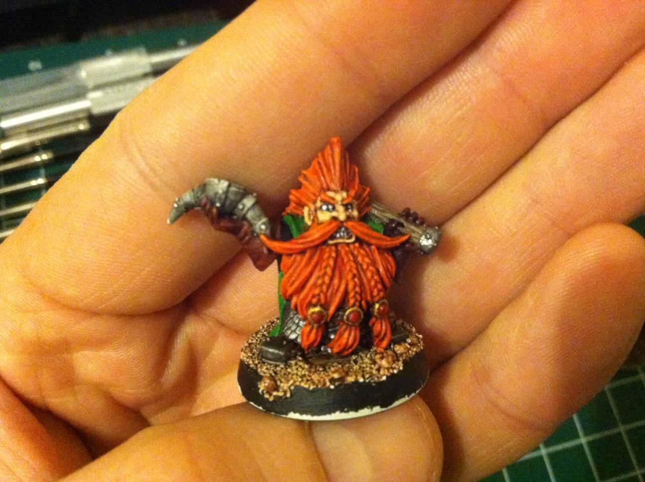 Dwarf WIP (front)