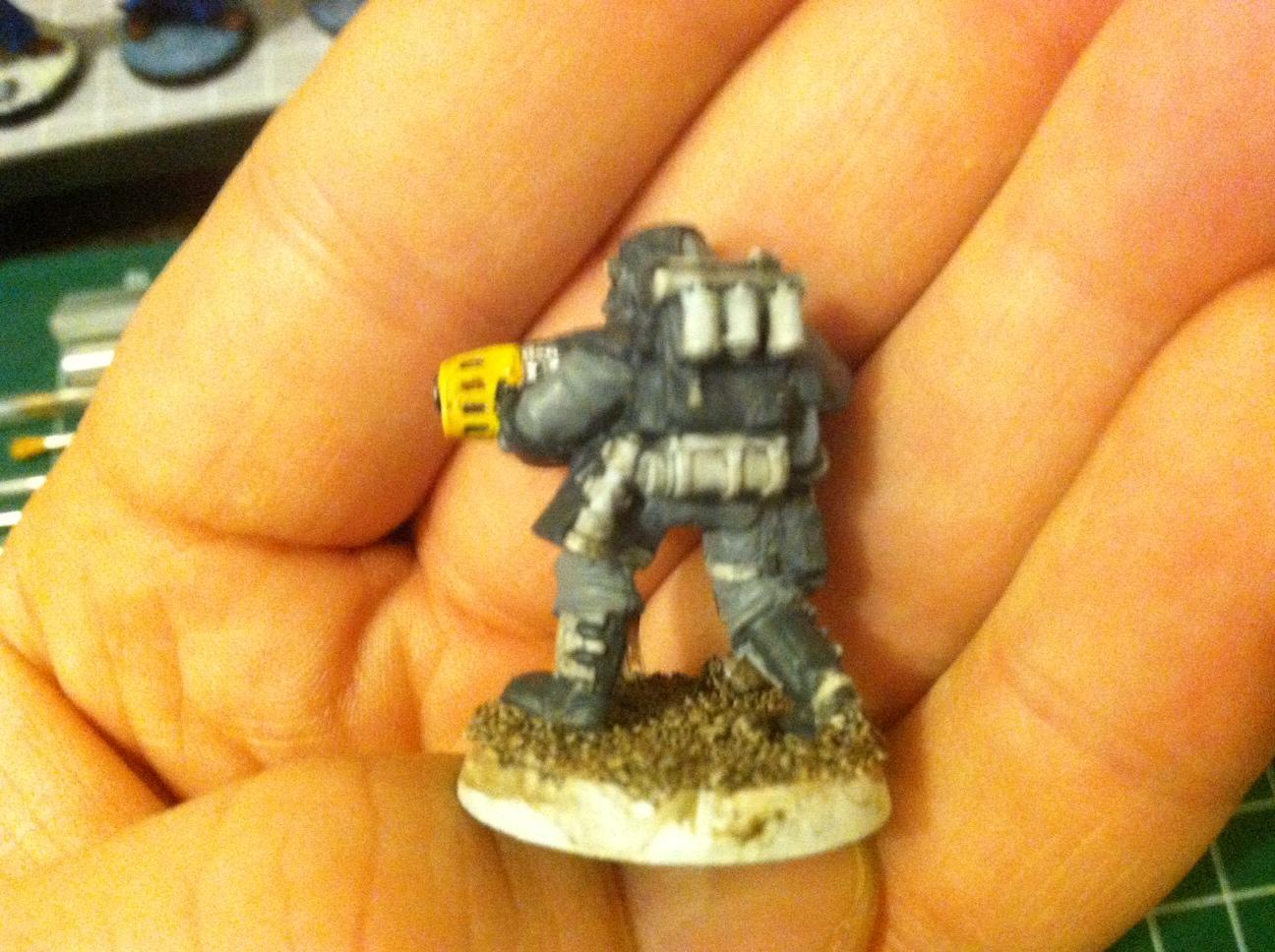 Storm Trooper Specialist WIP (rear)