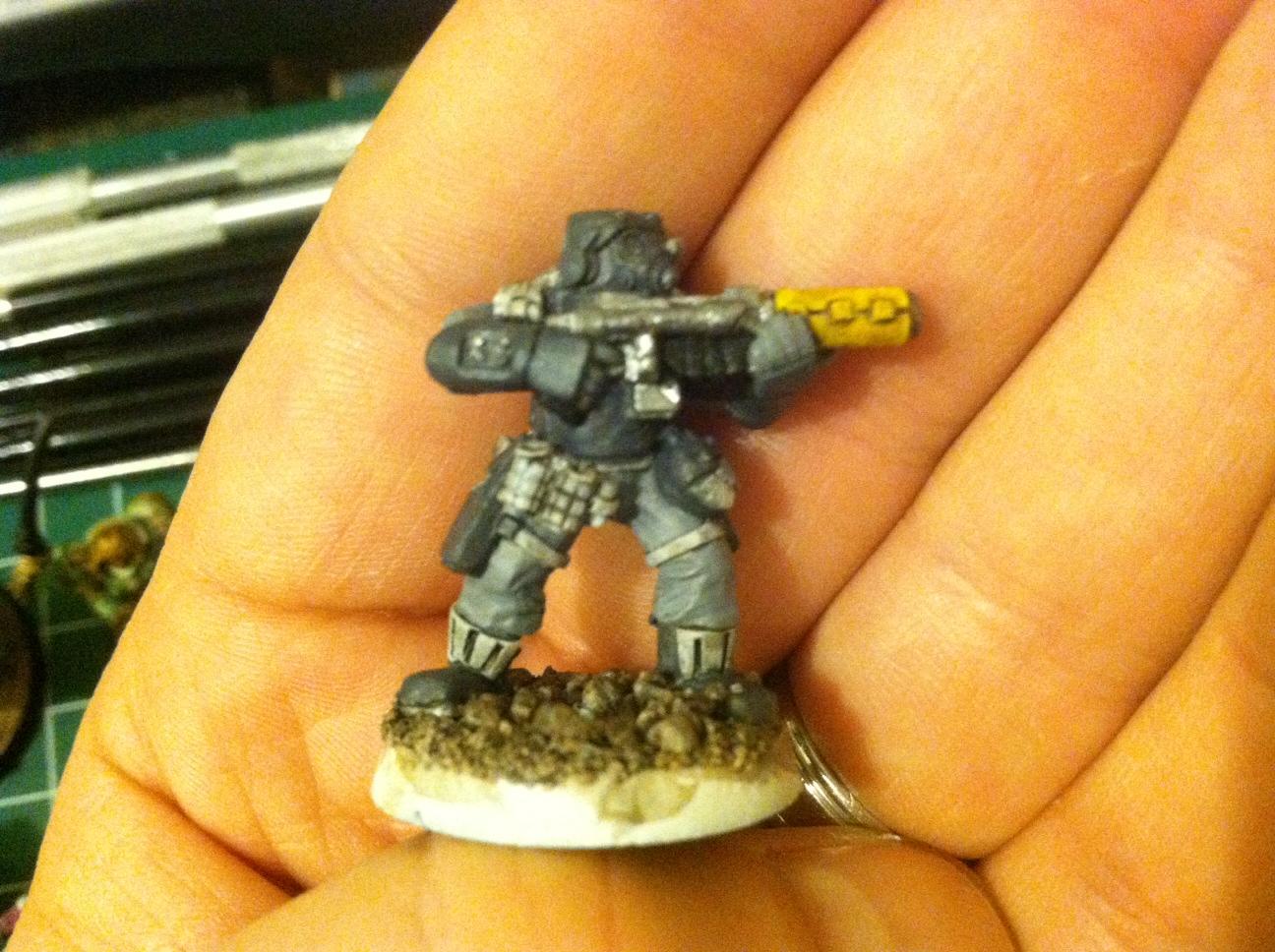 Storm Trooper #3 WIP (front)
