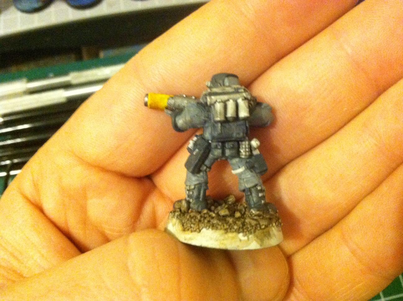 Storm Trooper #3 WIP (rear)
