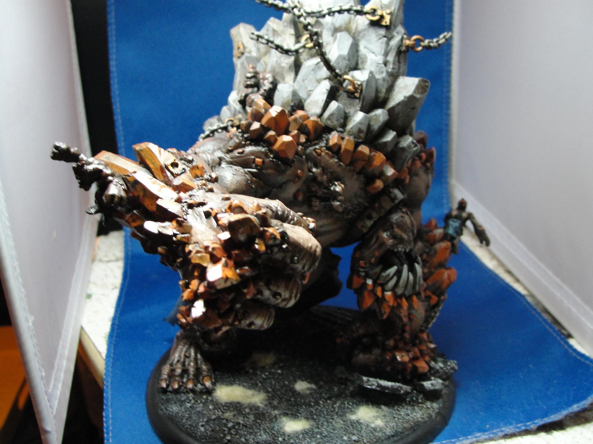 Hordes, Trollbloods, Mountain King