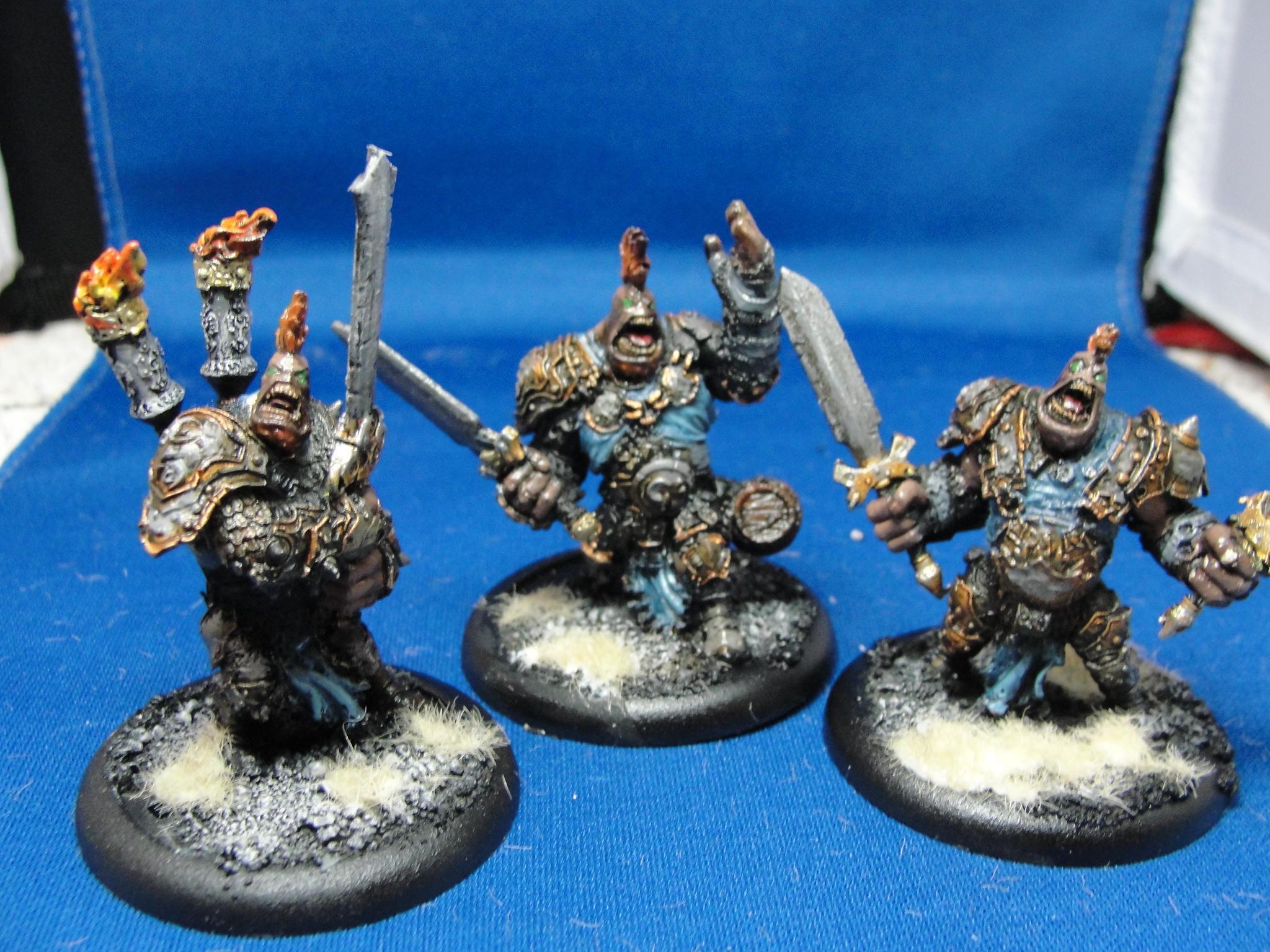 Hordes, Trollbloods, Sons of Bragg