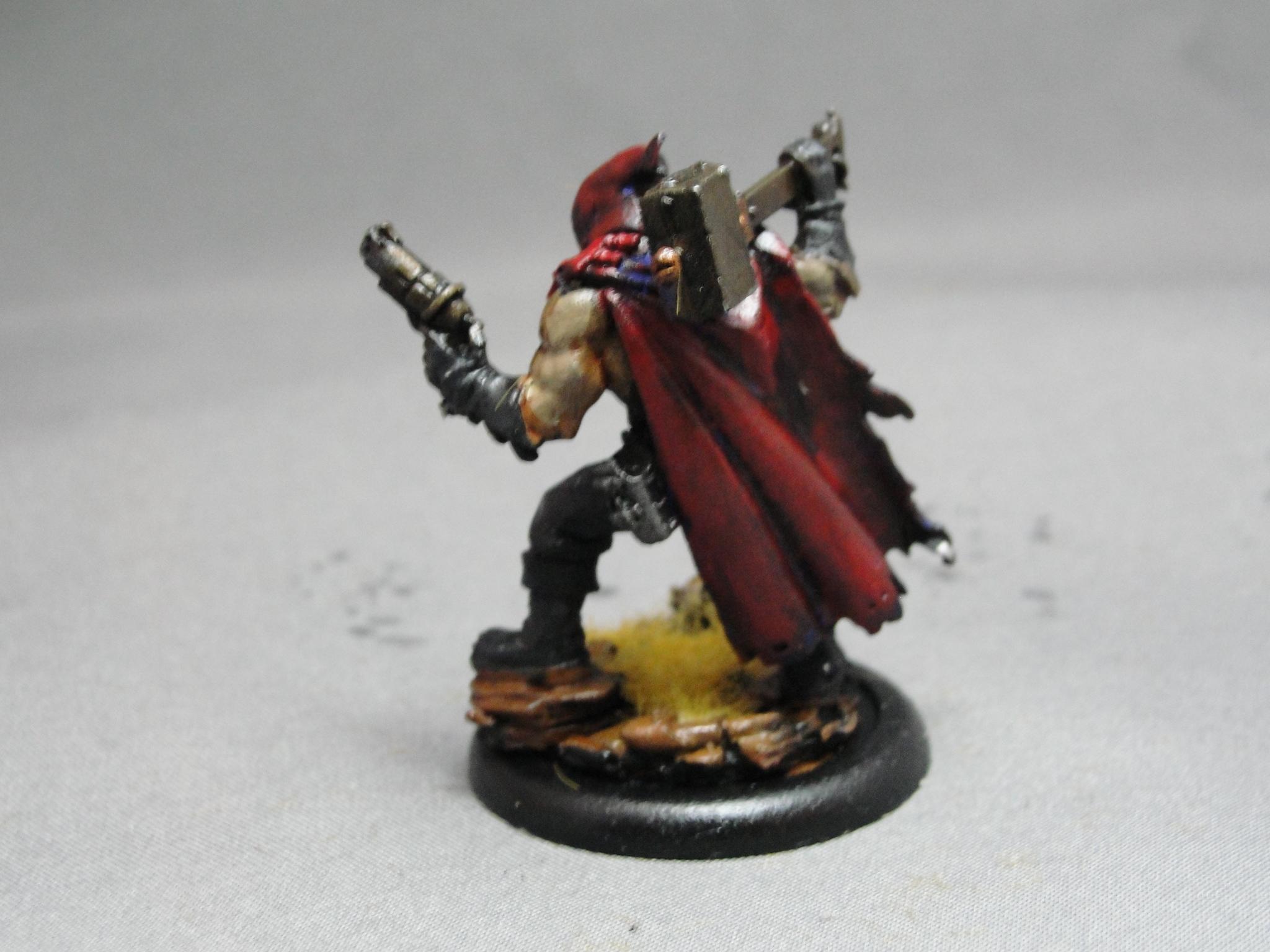 Malifaux, Mercenaries, Bishop