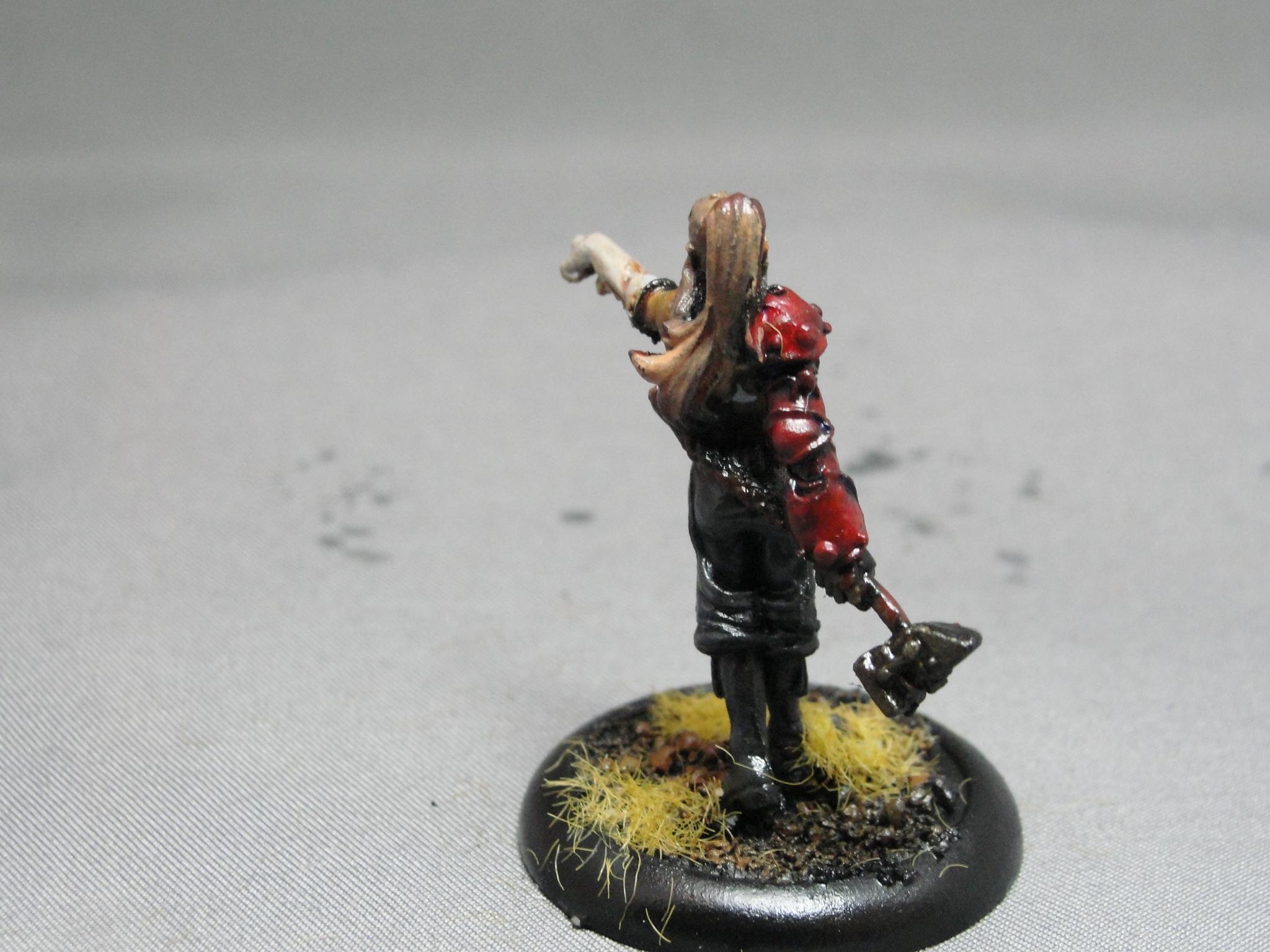 Malifaux, Mercenaries, Taelor