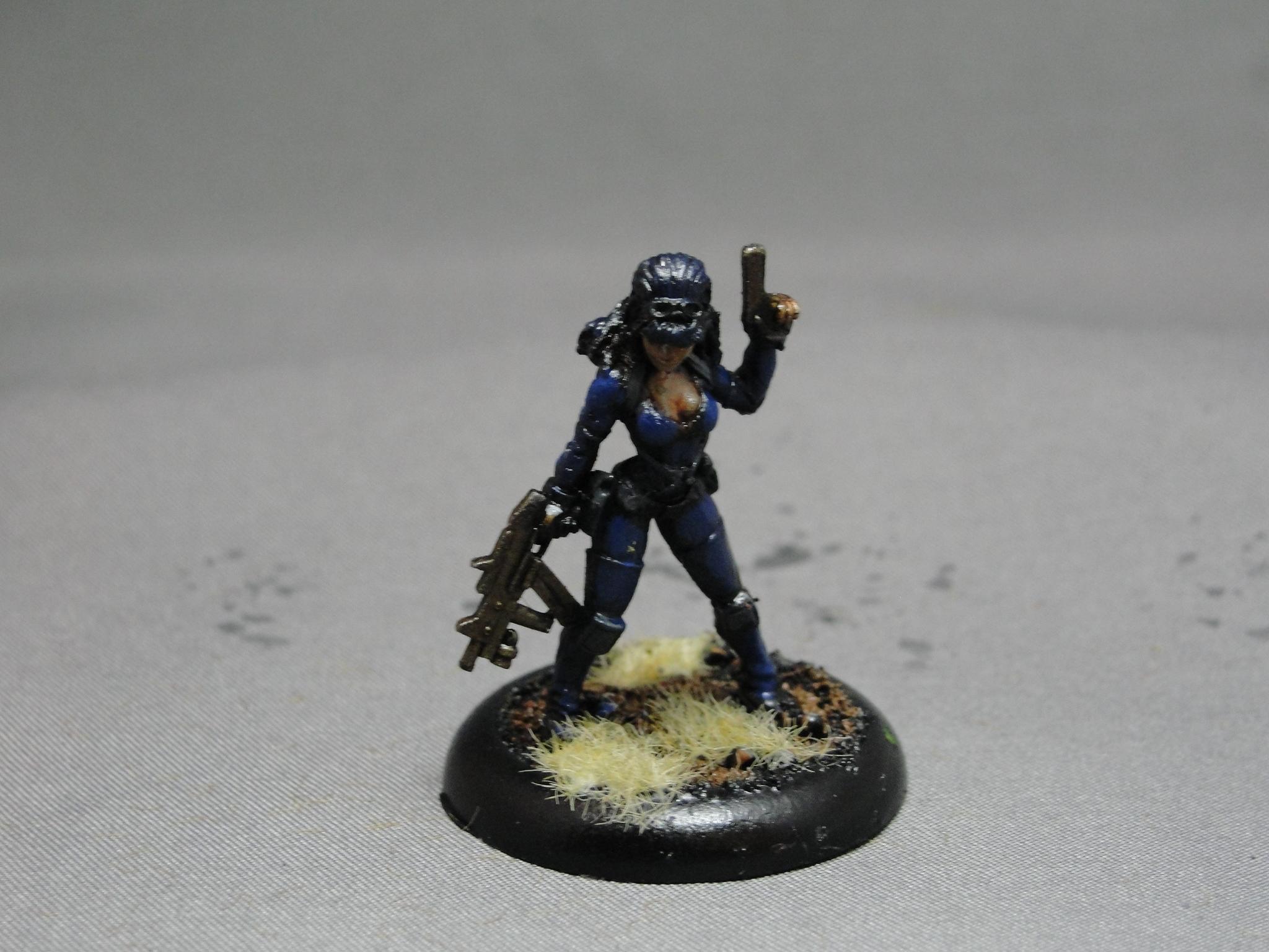 Female, Mercenary, Modern, Suckerpunch
