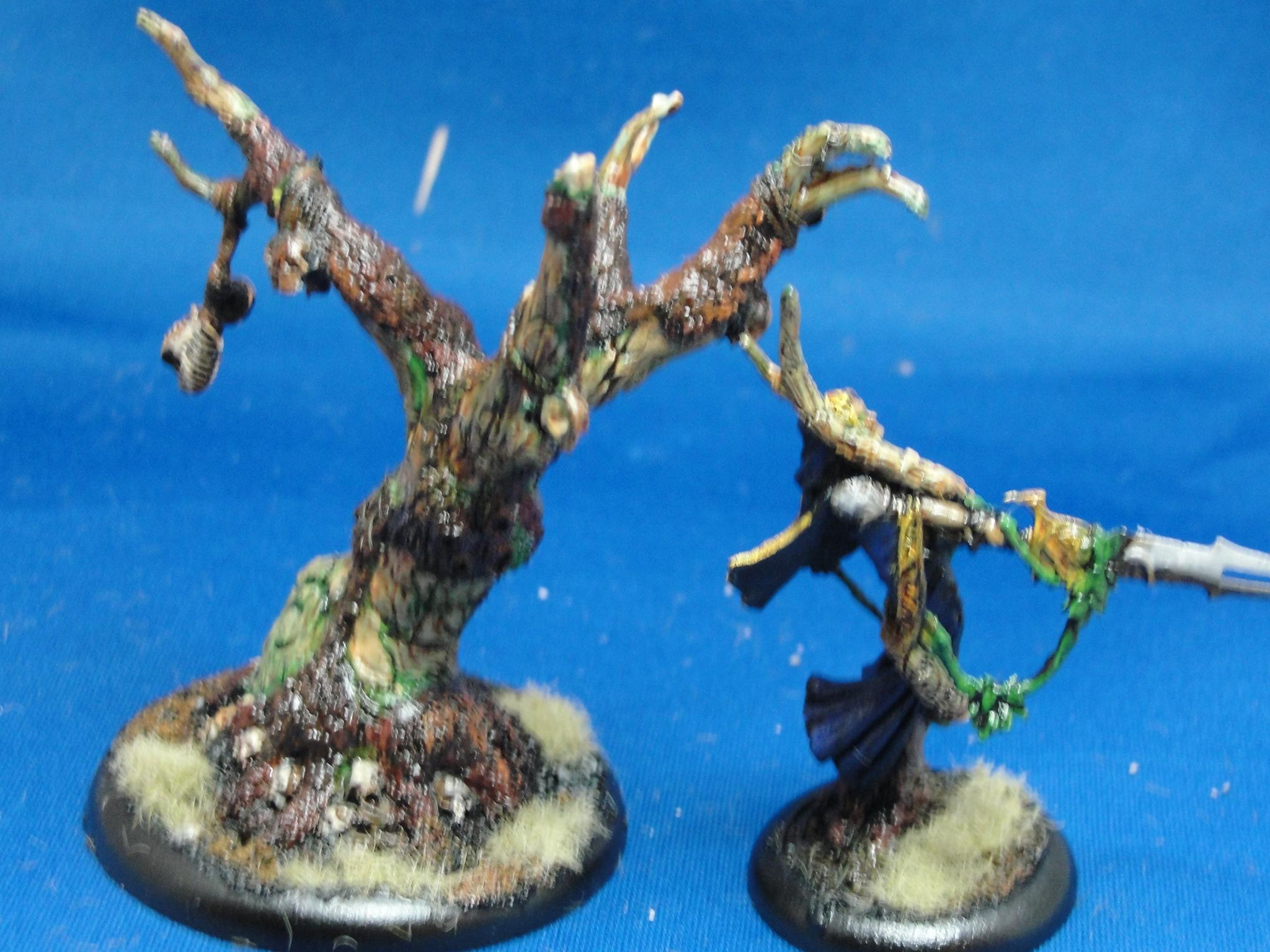 Hordes, Circle Orboros, Cassius the Oathkeeper, Wurmwood Tree of Fate