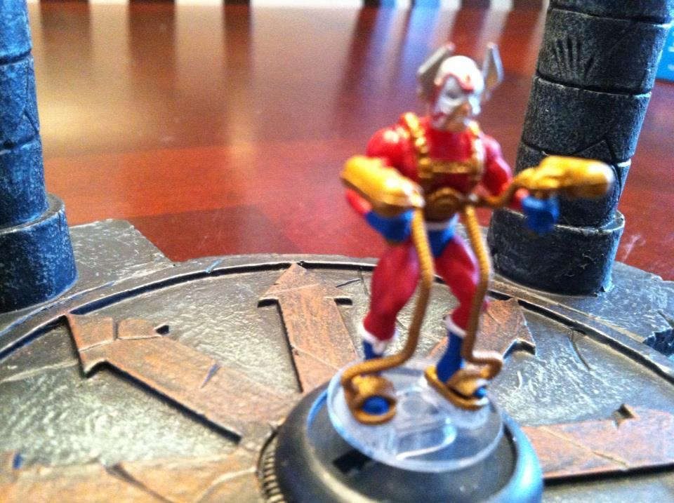 Comic Book, Dc, Heroclix, Orion, Superhero