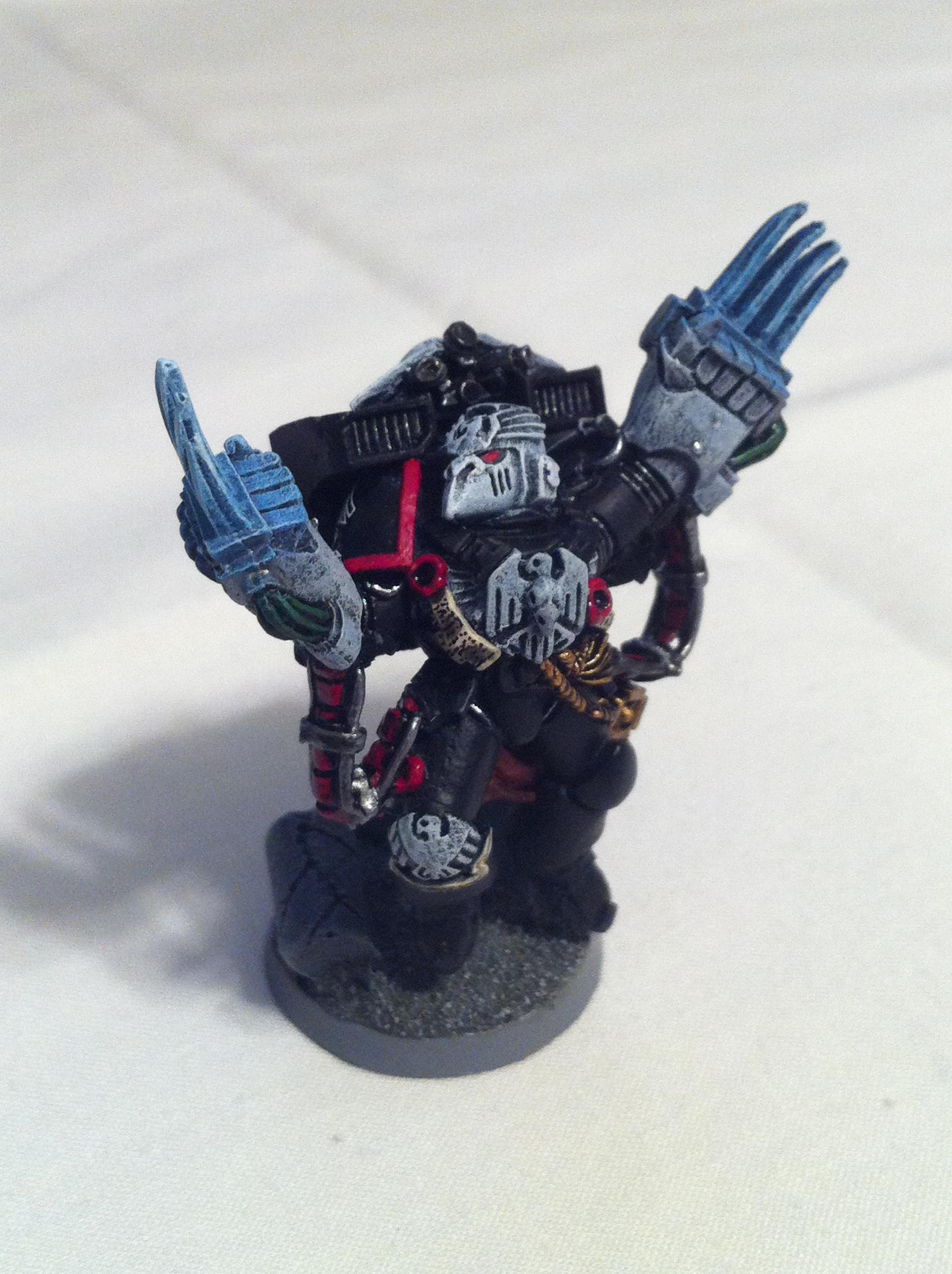 Kayvaan Shrike, Raven Guard, Space Marines