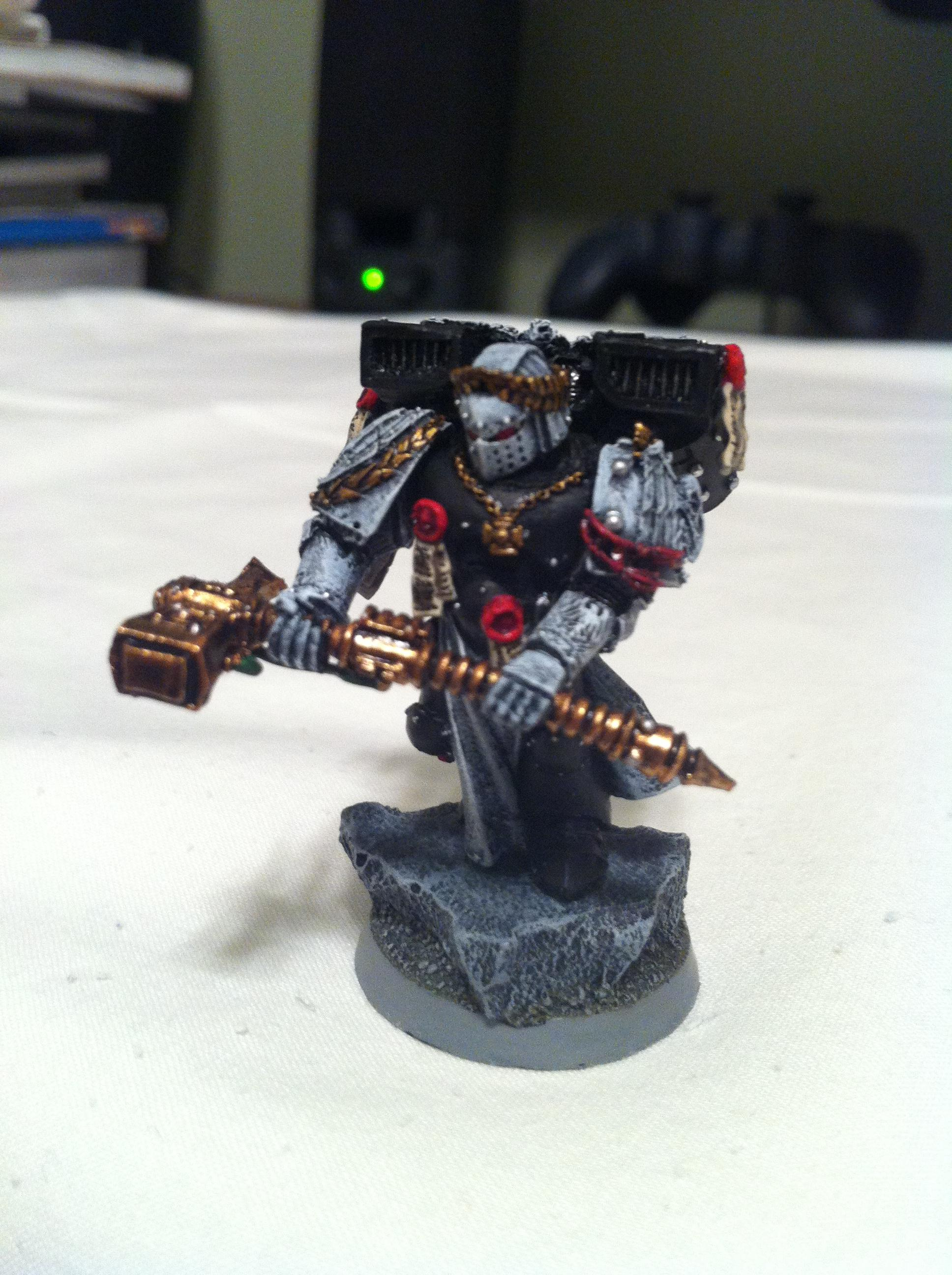 Conversion, Emperor's Champion, Forge World, Raven Guard, Space Marines