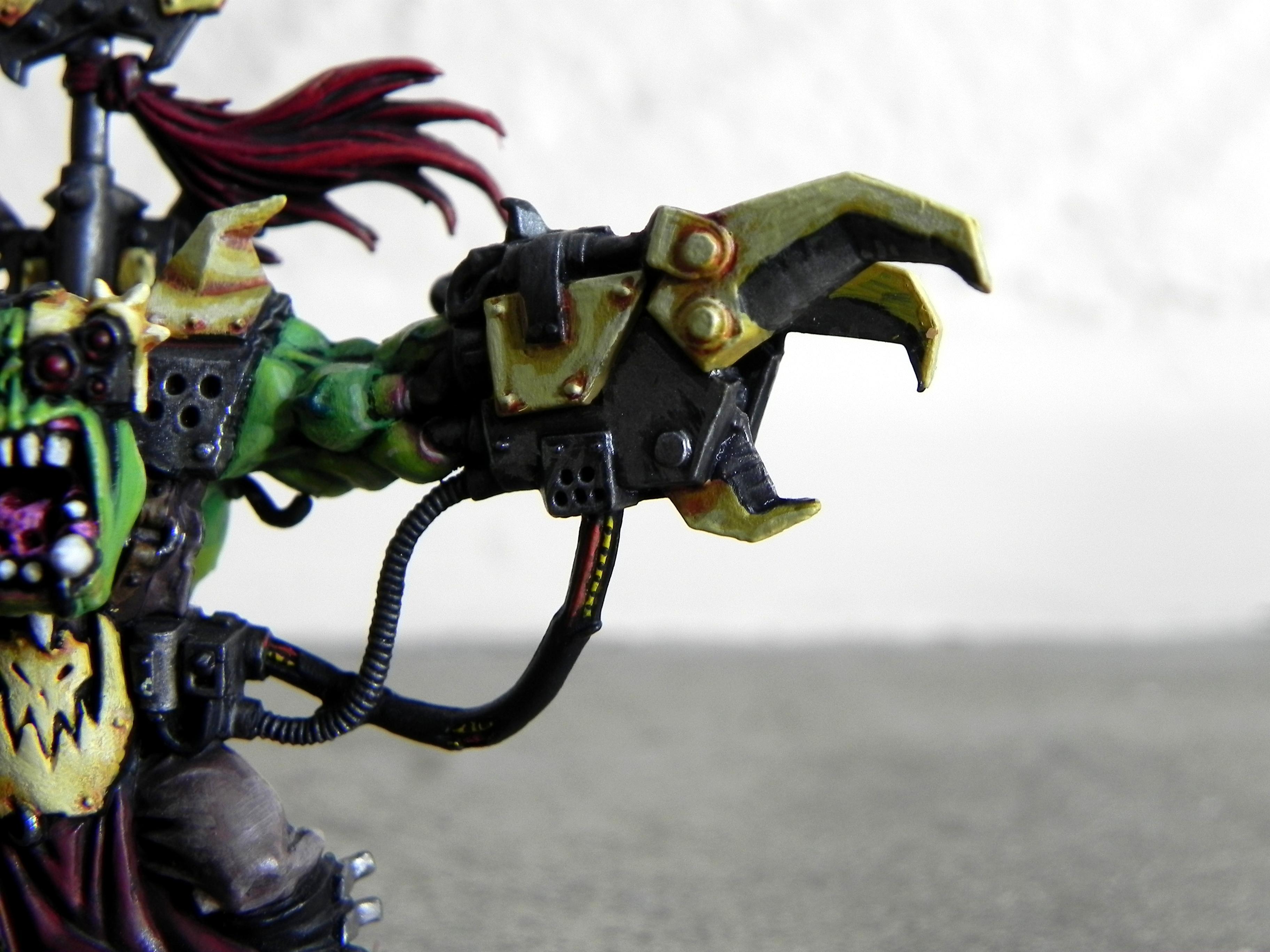 Badmoon, Orcs, Orks, My Dakka Dakka