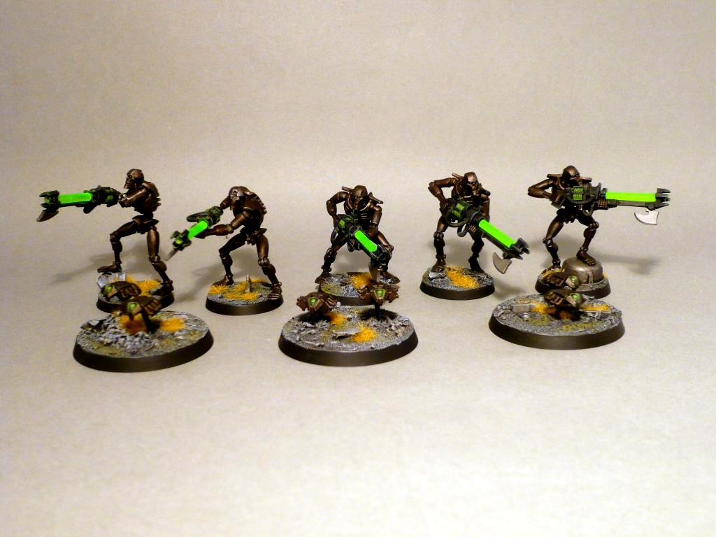Necrons, first necron group