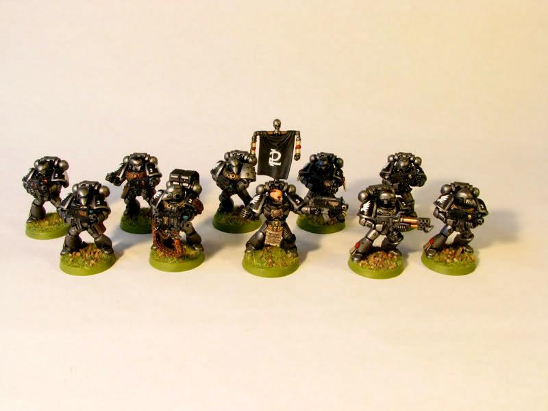 Space Marines, troop tac02