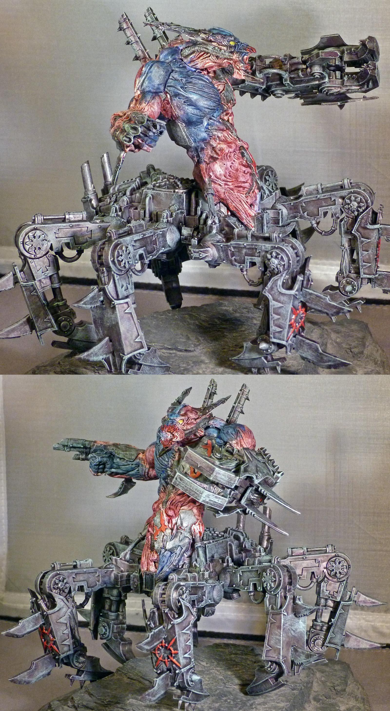 Daemons, Soulgrinder