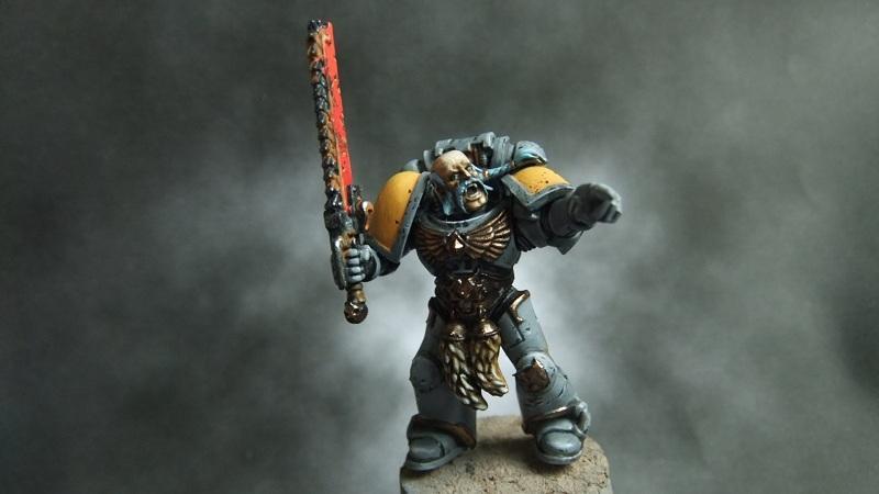 Adeptus Astartes, Space Marines, Space Wolves, Warhammer 40,000