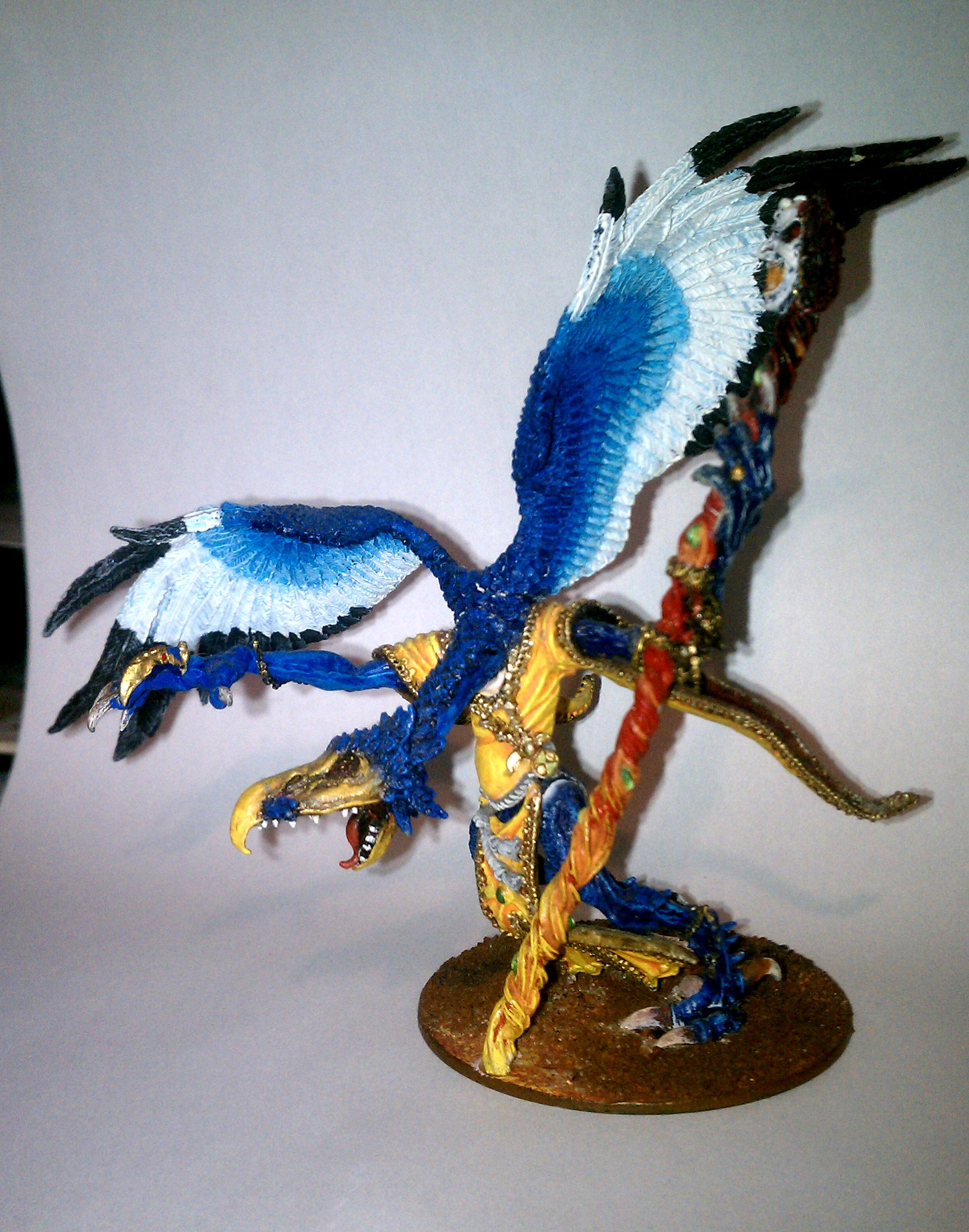 Chaos Daemons, Chaos Space Marines, Daemons, Lord Of Change, Tzeentch