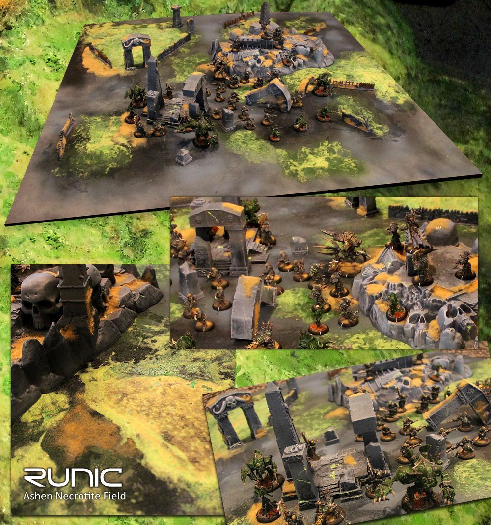 Battle, Board, Field, Game Table, Gaming, Terrain