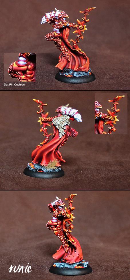 Everblight, Hordes, Legion, Lylyth, Warlock
