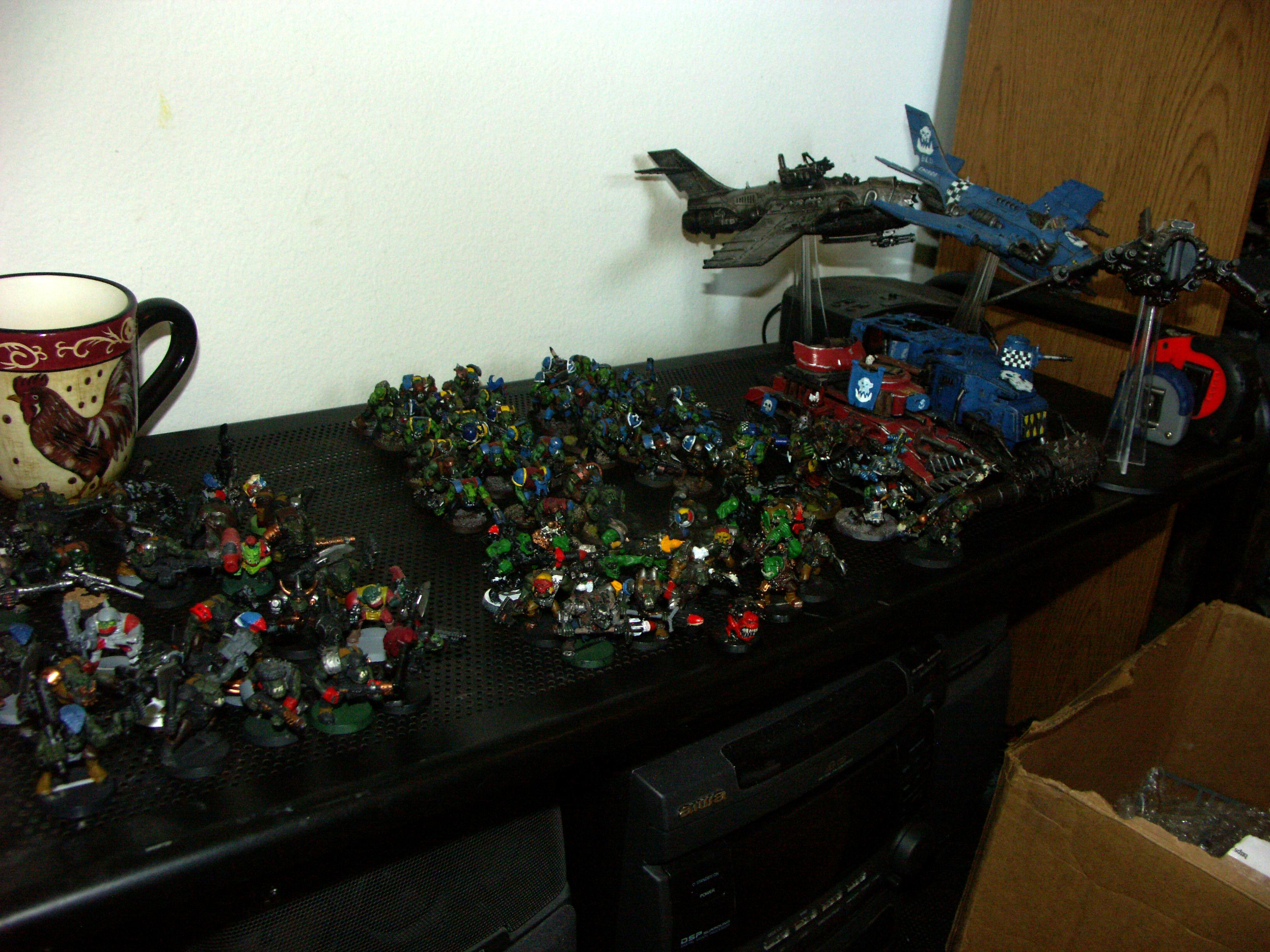 Battle Report, Campaign, Chaos, Chaos Space Marines, Cities Of Death, Guard, Imperial, Imperial Guard, Nurgle, Orks, Planetstrike, Raven Guard, Space Marines