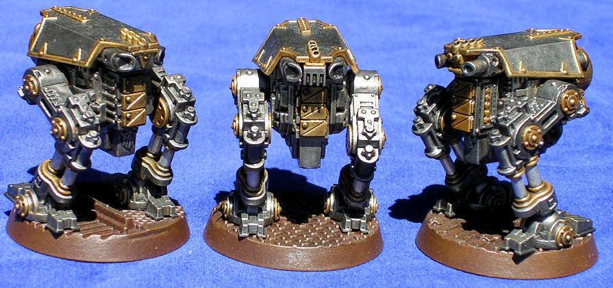 Chaos Obliterators, Obliterators back