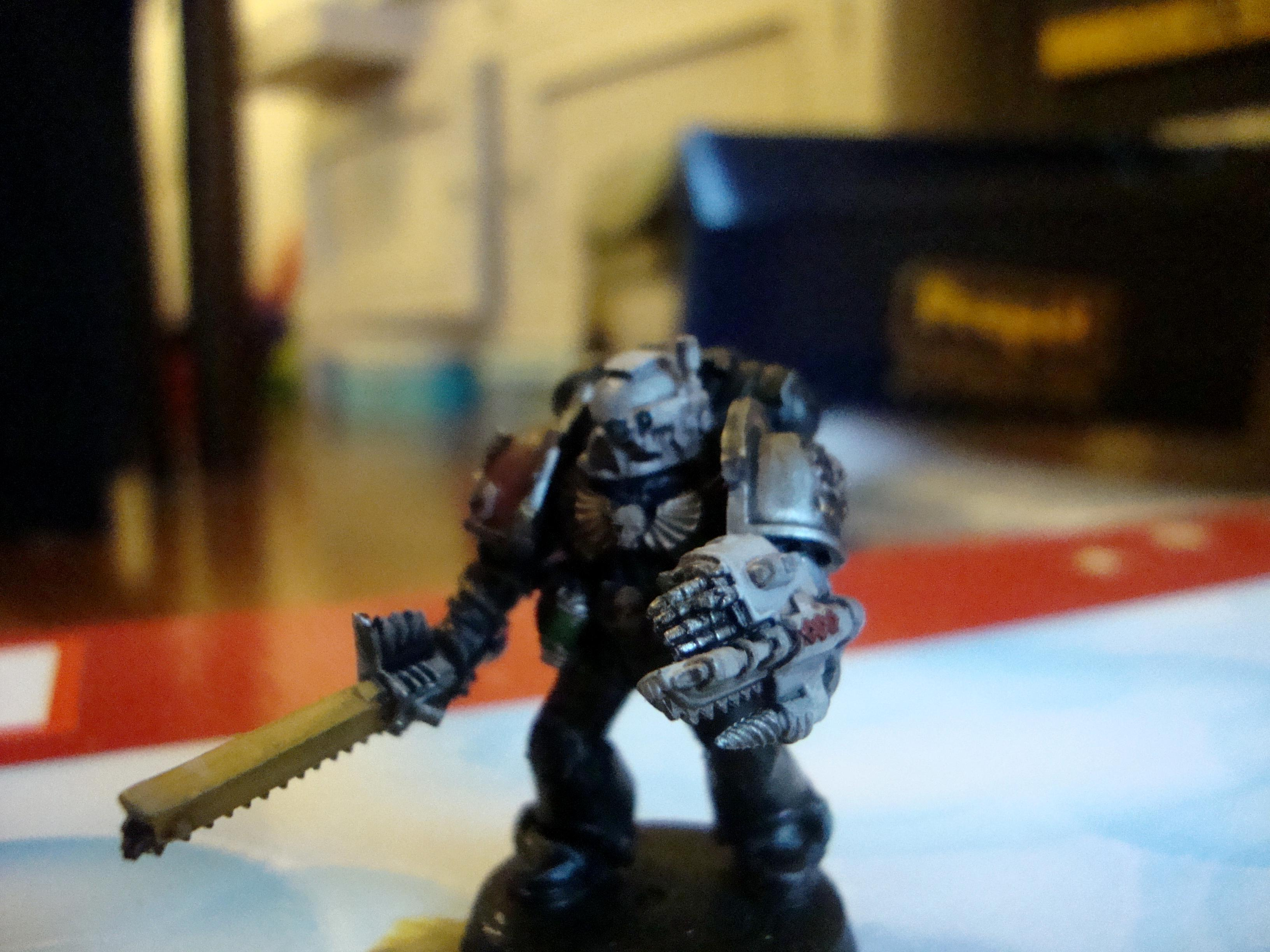 Apothecary, Blood Drinkers, Deathwatch, Space Marines