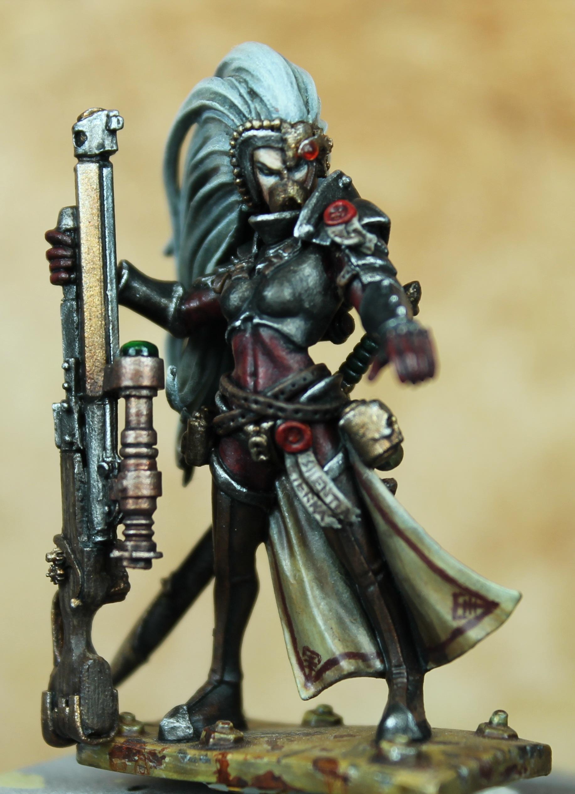 Assassin, Female, Snipers, Vindicare