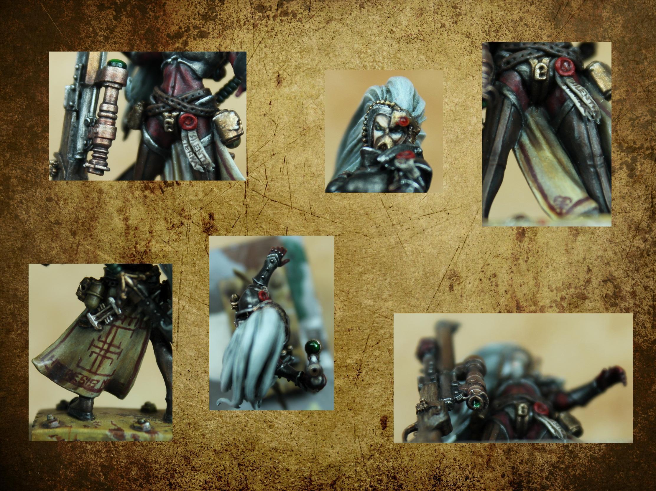 Conversion, Female, Inquisition, Inquisitor
