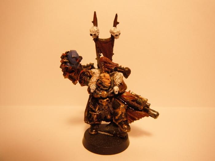 Abbadon, Chaos, Custom, Huron, Warhammer 40,000
