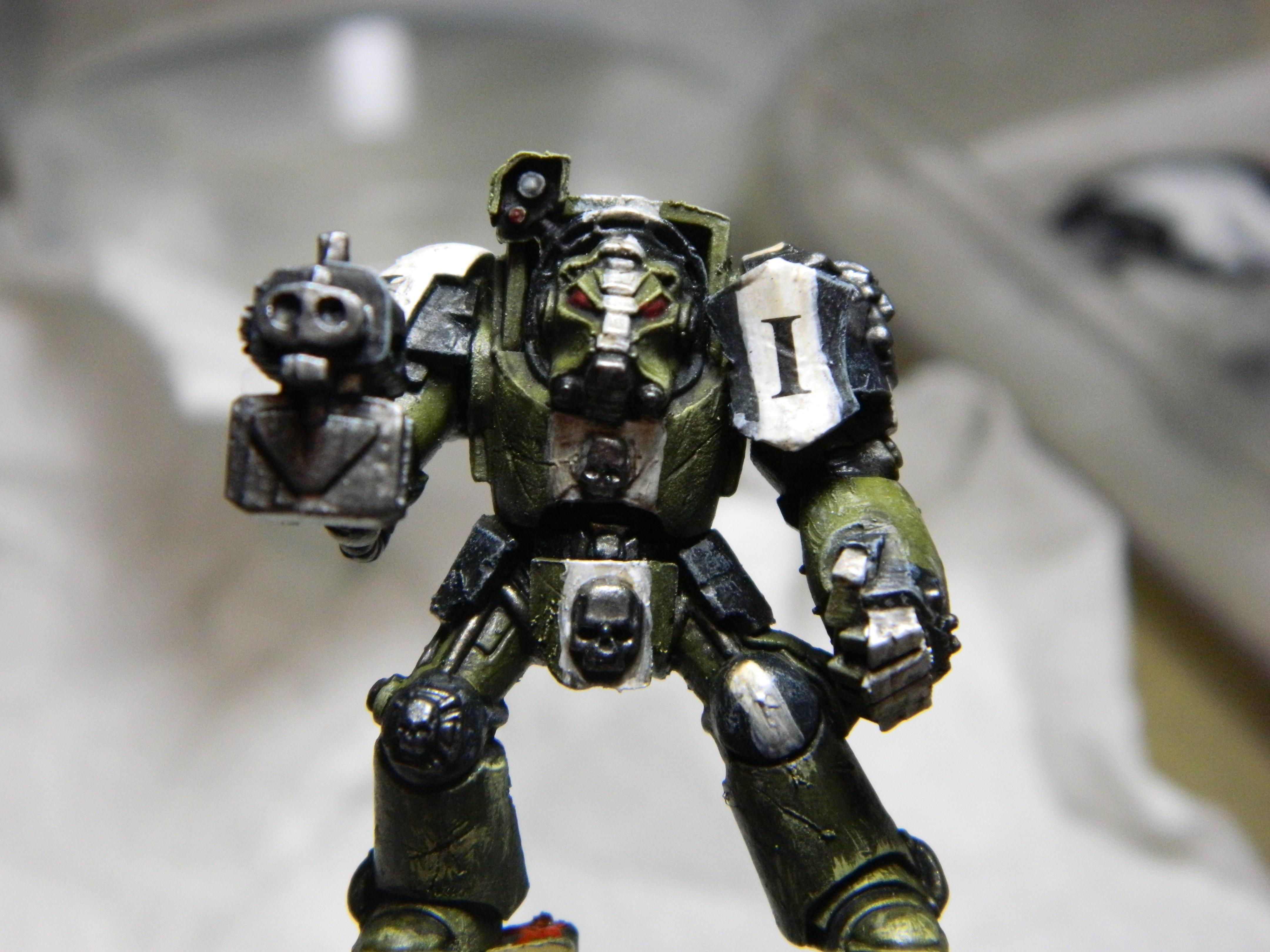 Test Paint Scheme for Terminators