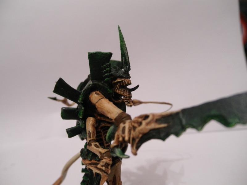 Conversion, Greenstuff, Hive, Hive Tyrant, Prime, Showcase, Tyranids, Warriors