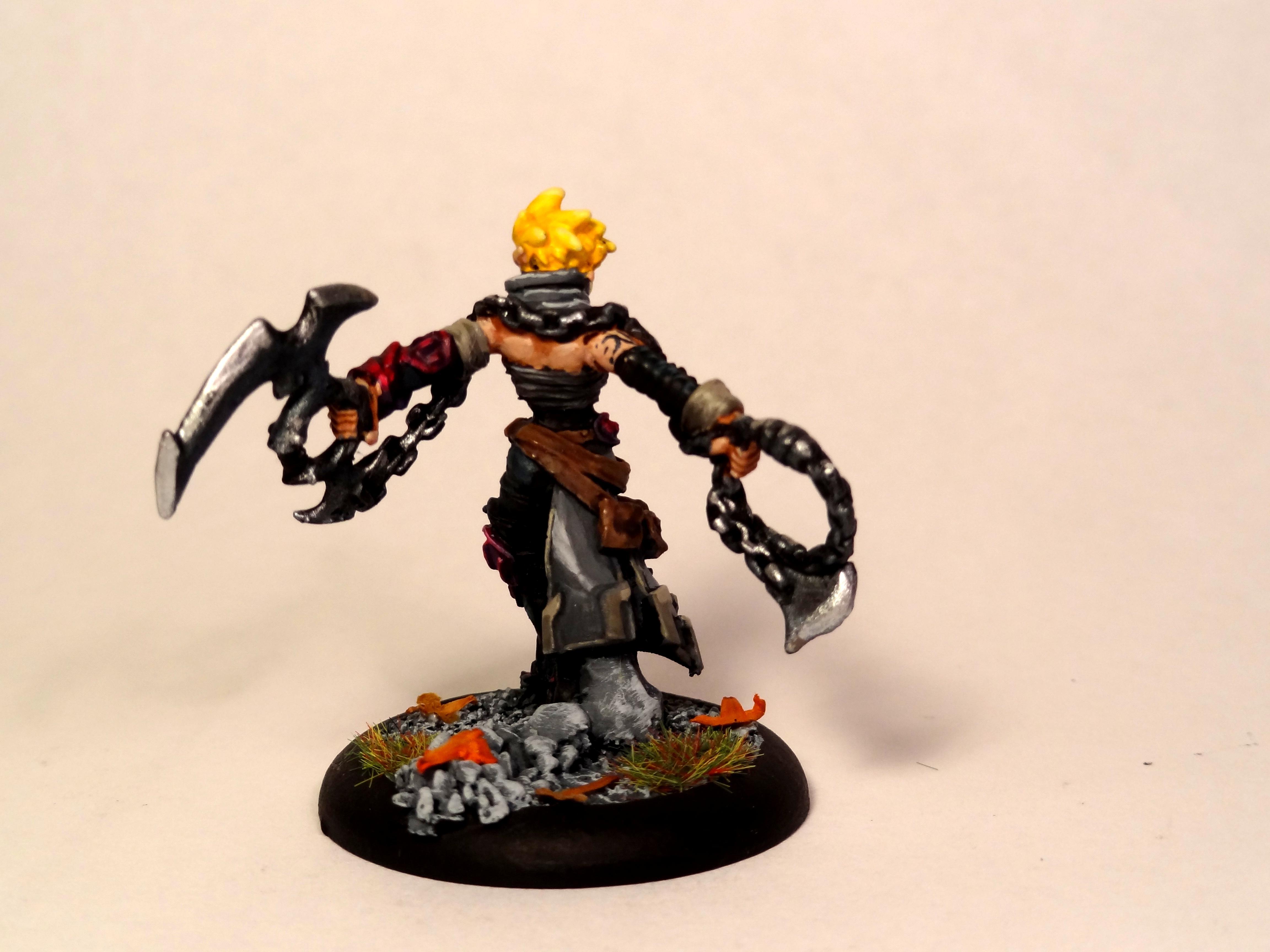 Mage Hunter Assassin, Retribution Of Scyrah