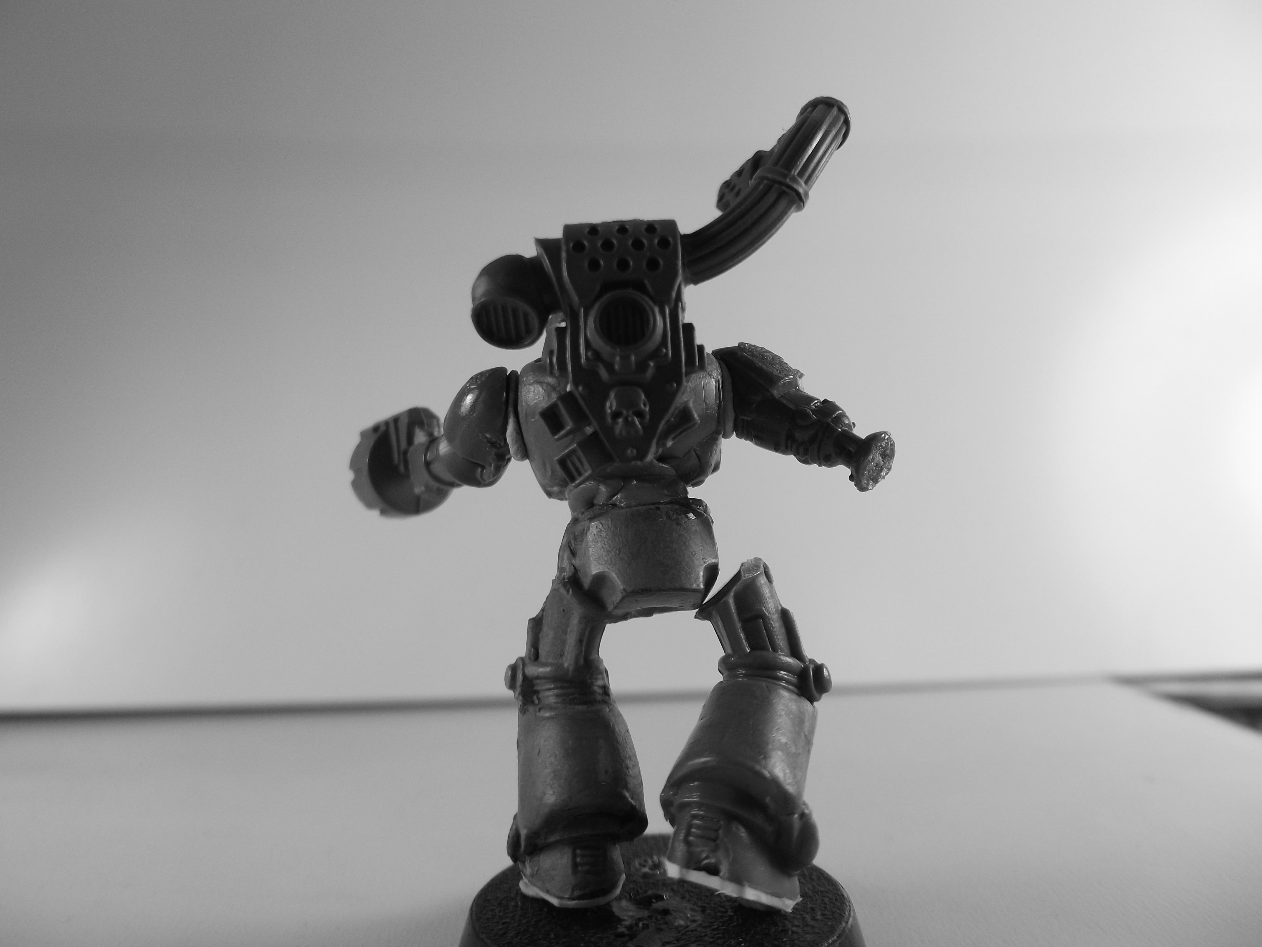 Art Scale, Iron Priest, Space Wolves, True Scale