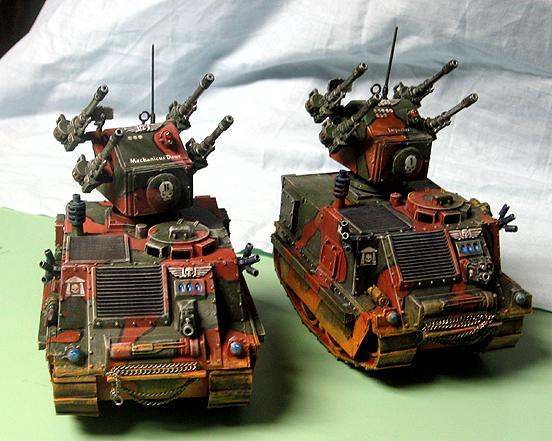 Conversion, Hydra, Imperial Guard