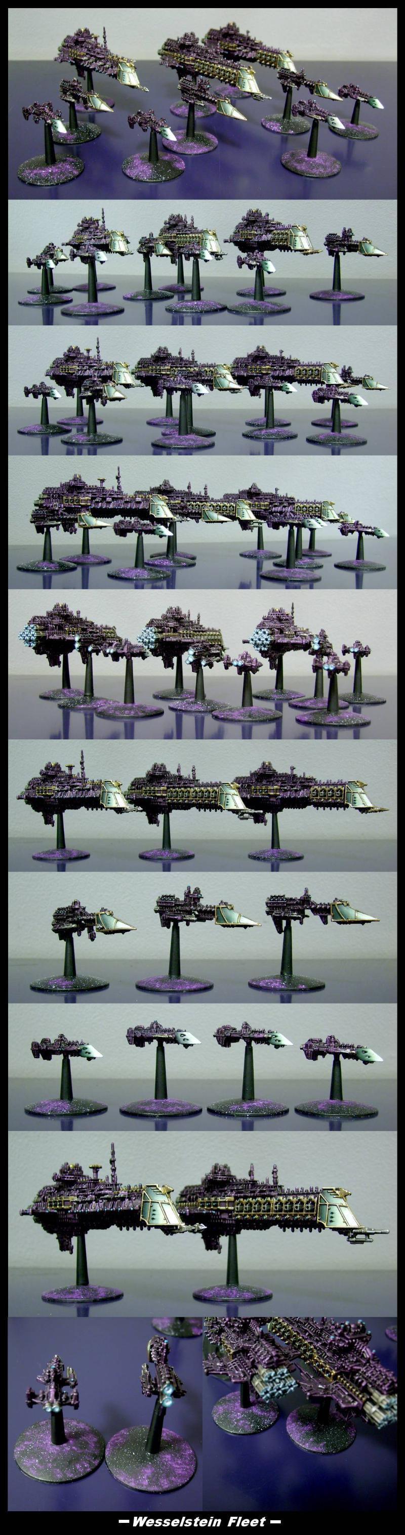 Battlefleet Gothic, Imperial Navy, Navy, Wesselstein