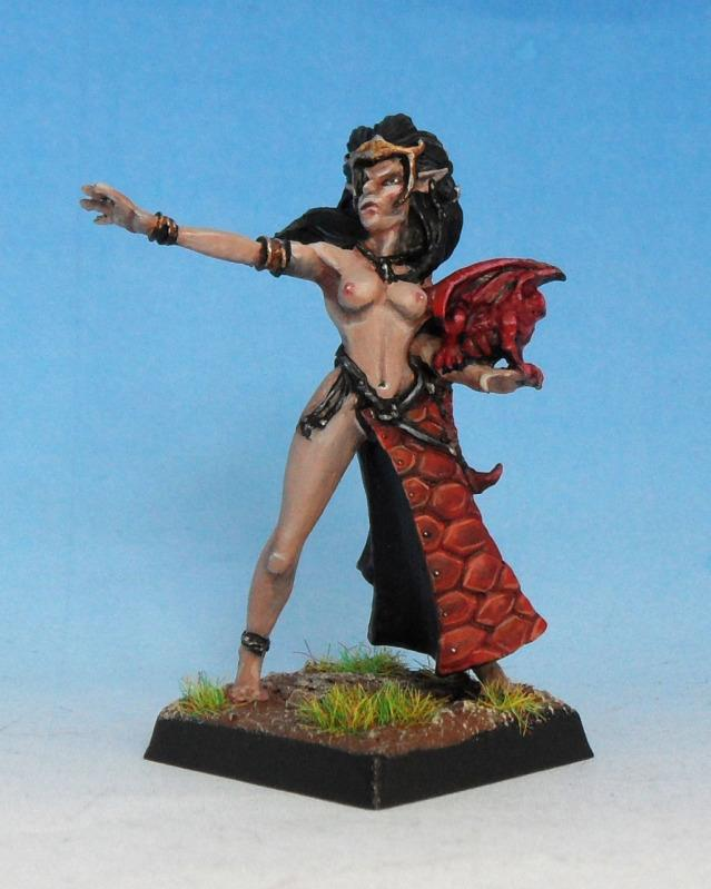 Avatars Of War, Avatars of War Sorceress