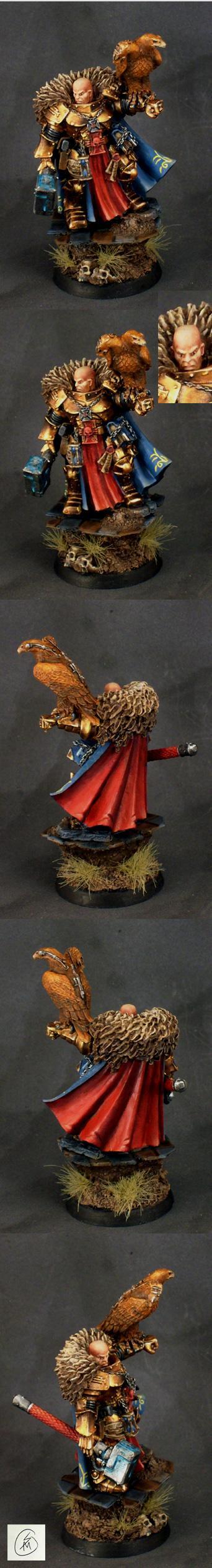 Cotaez, Imperial, Inquisition, Inquisitor, Miniature