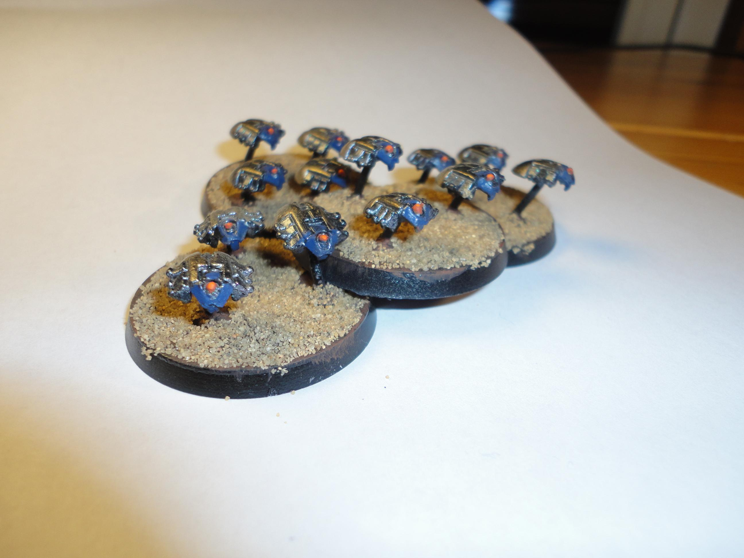 Necrons, Scarabs
