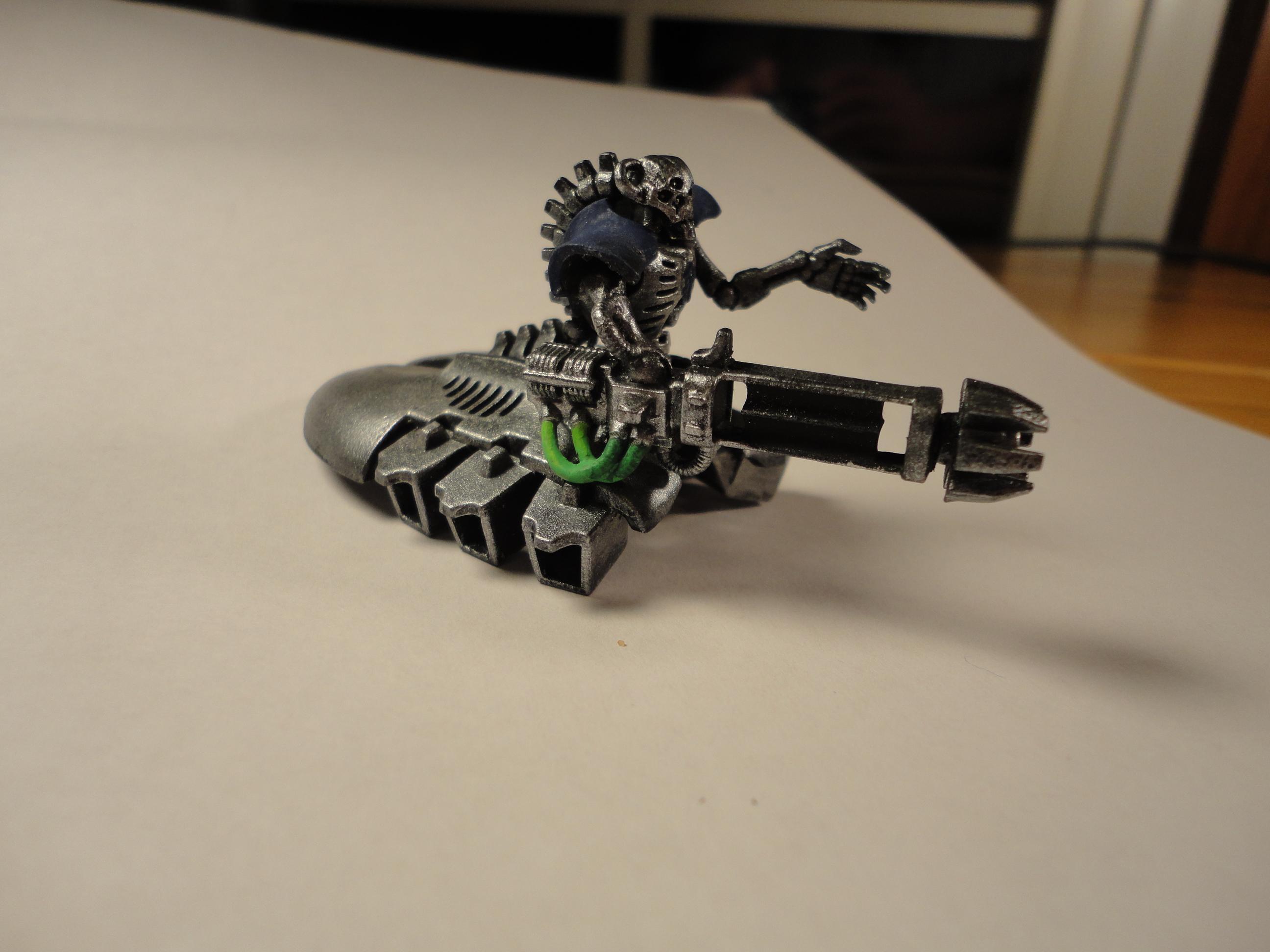 Destroyer, Necrons, Work In Progress