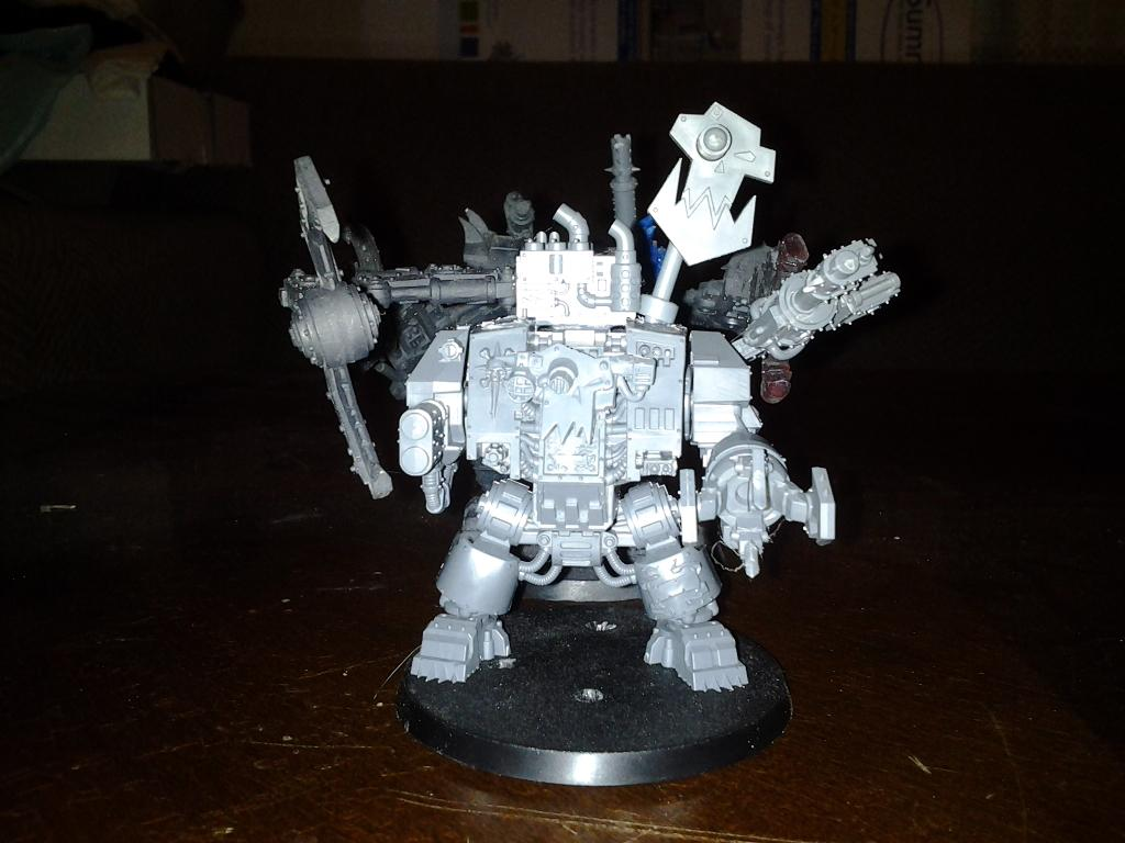 Deff Dread, Looted, Orks