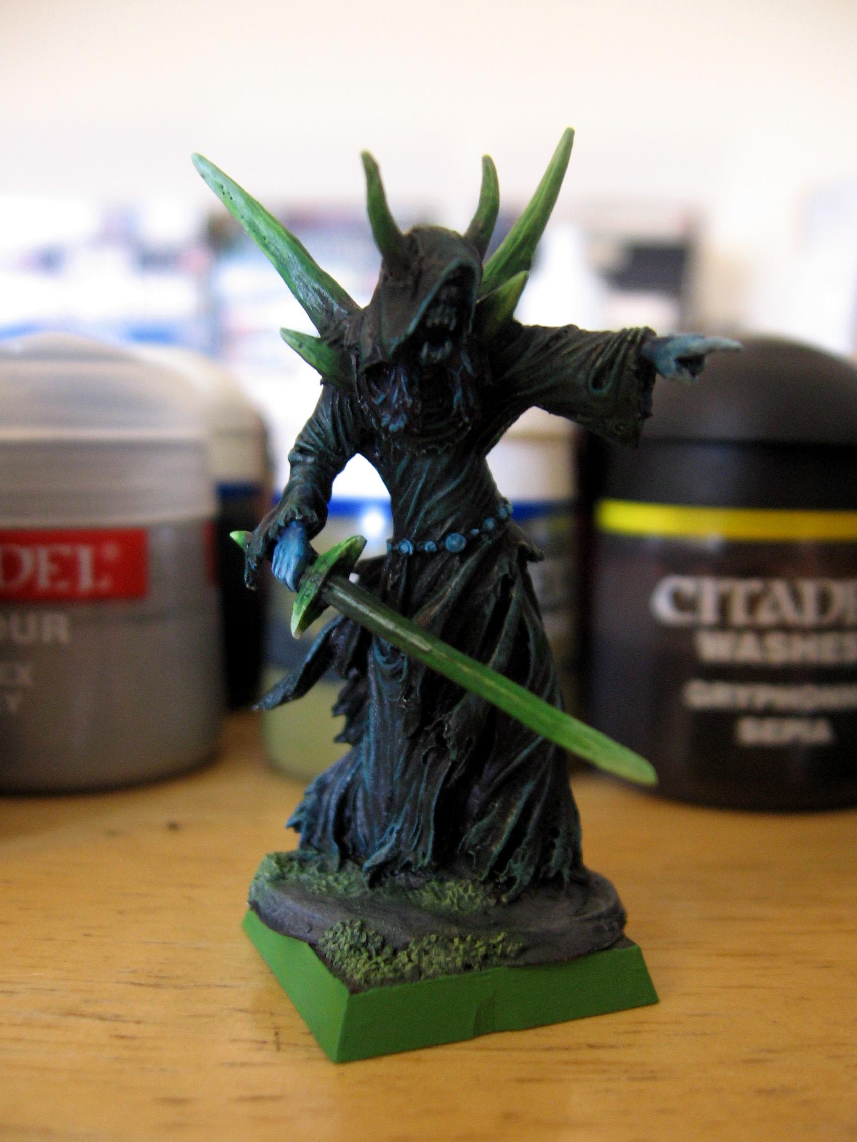 Wraith 1 Finished