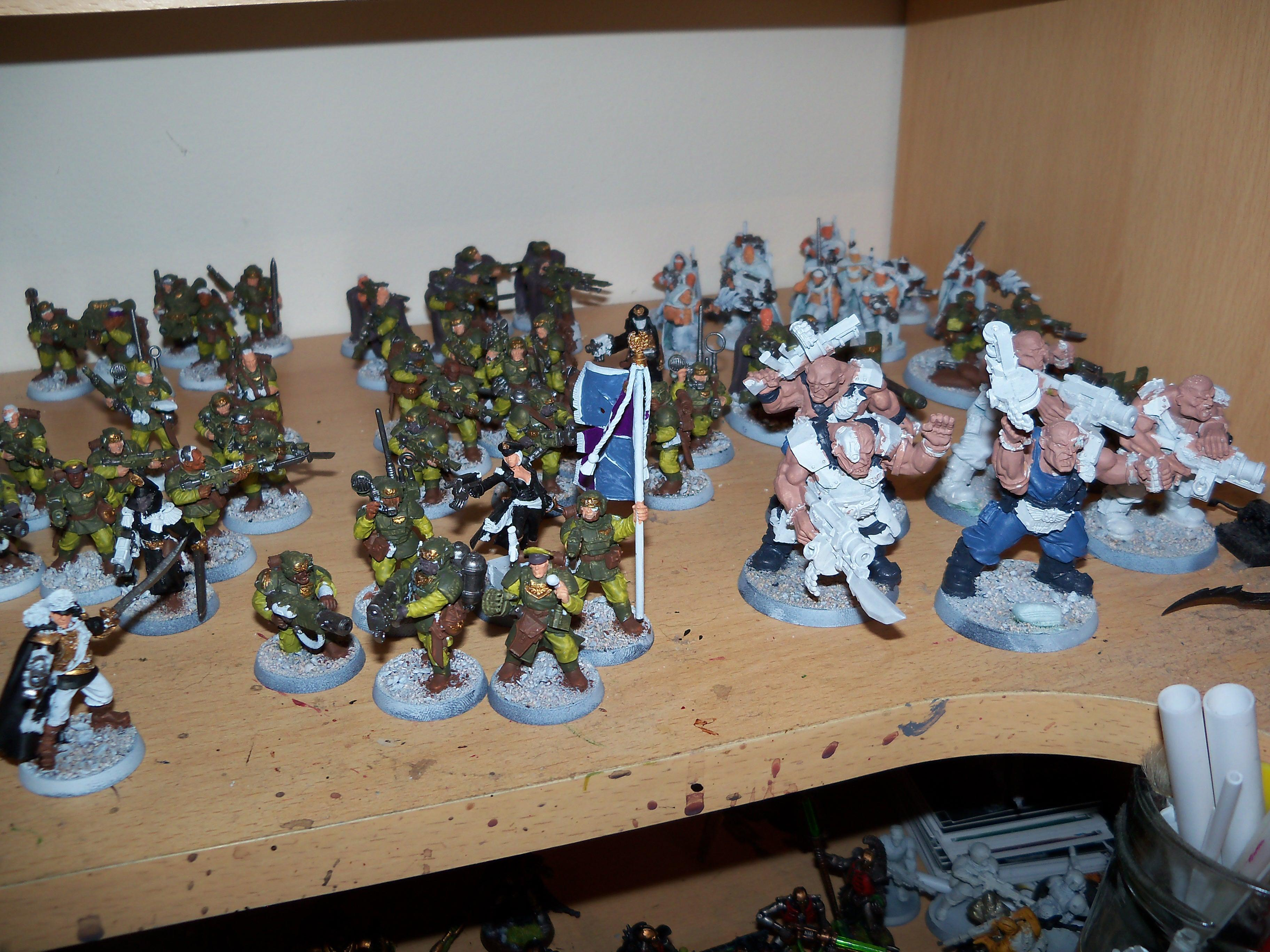 Imperial Guard, Warhammer 40'000, Warhammer 40,000