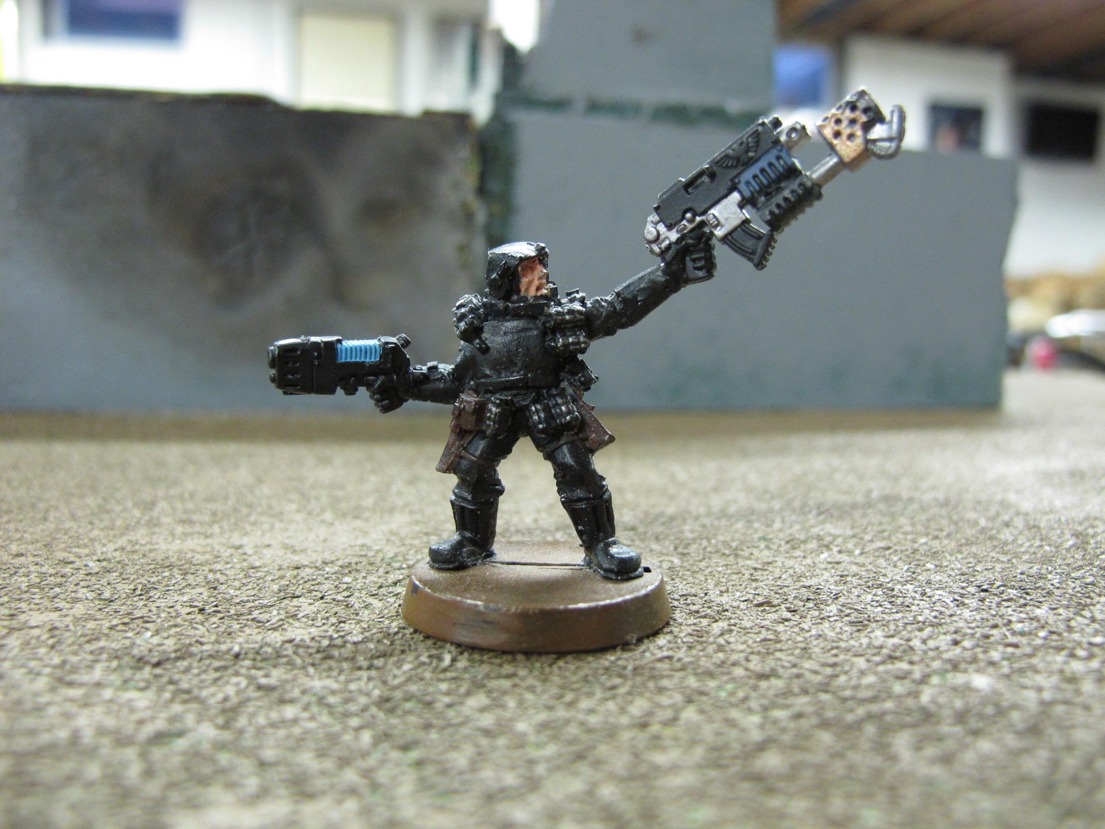 Daemonhunters, Sergeant, Storm Troopers