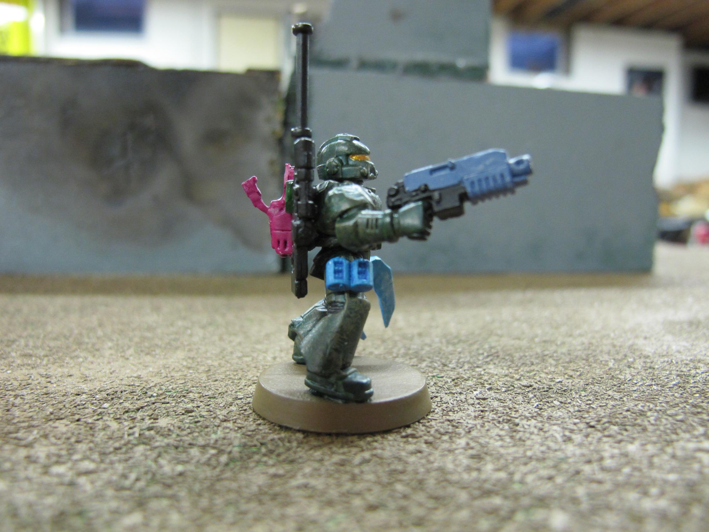 Halo, Master Chief, Videogame
