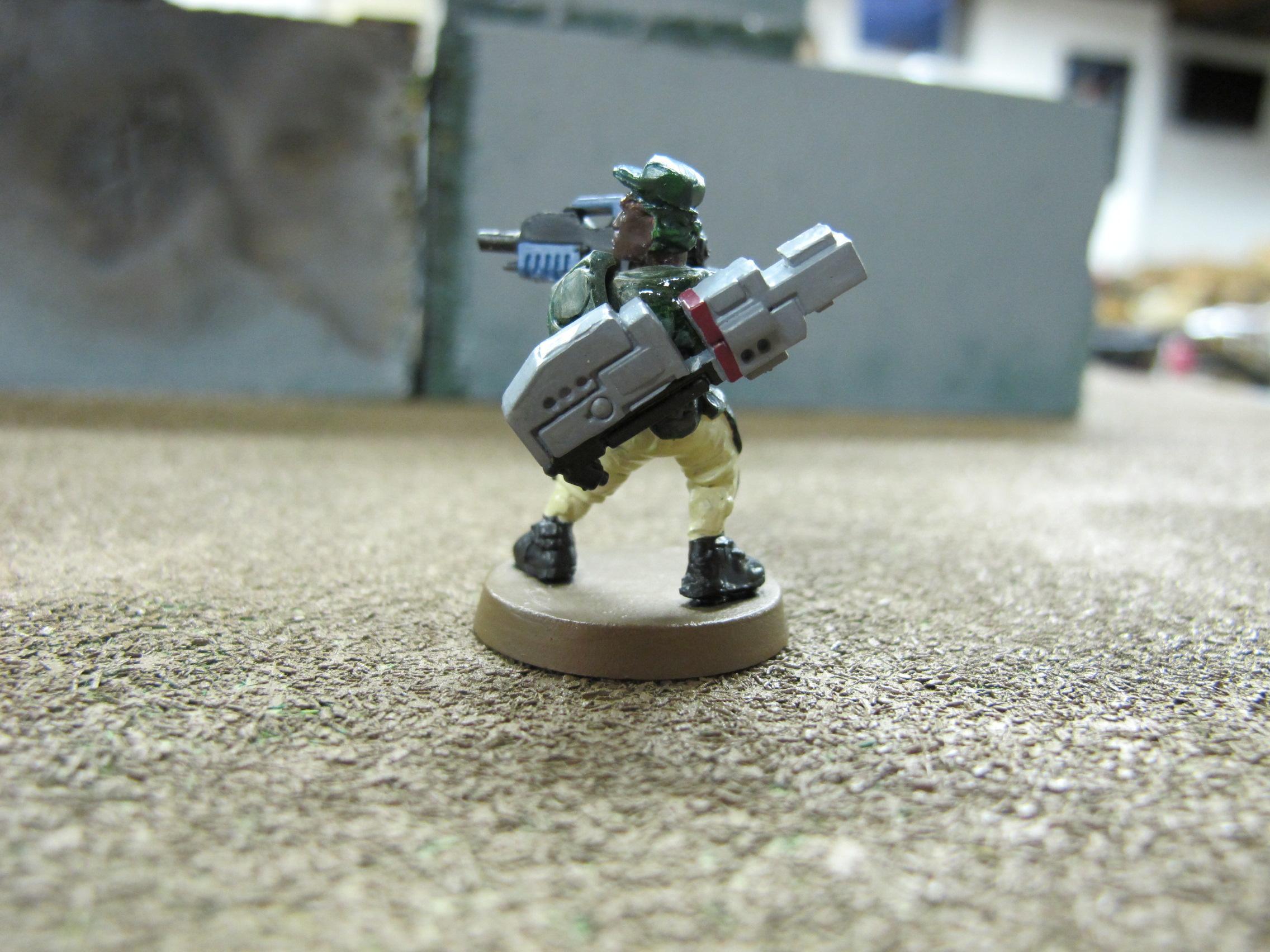 Avery Johnson, Halo, Spartan Laser, Videogame